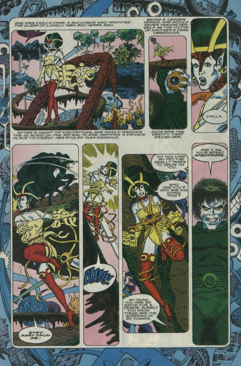 Read online Alpha Flight (1983) comic -  Issue #67 - 7