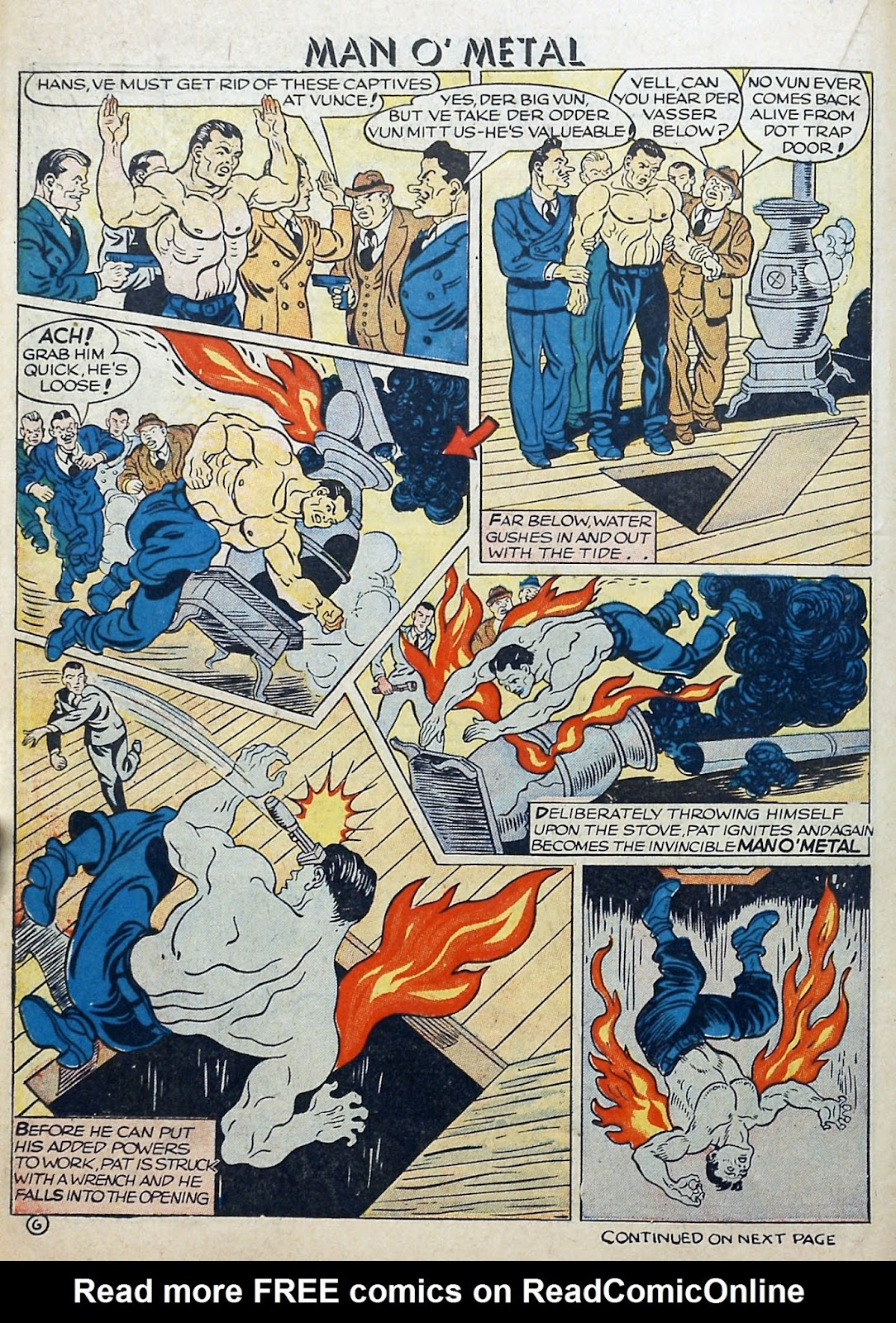 Reglar Fellers Heroic Comics issue 12 - Page 26