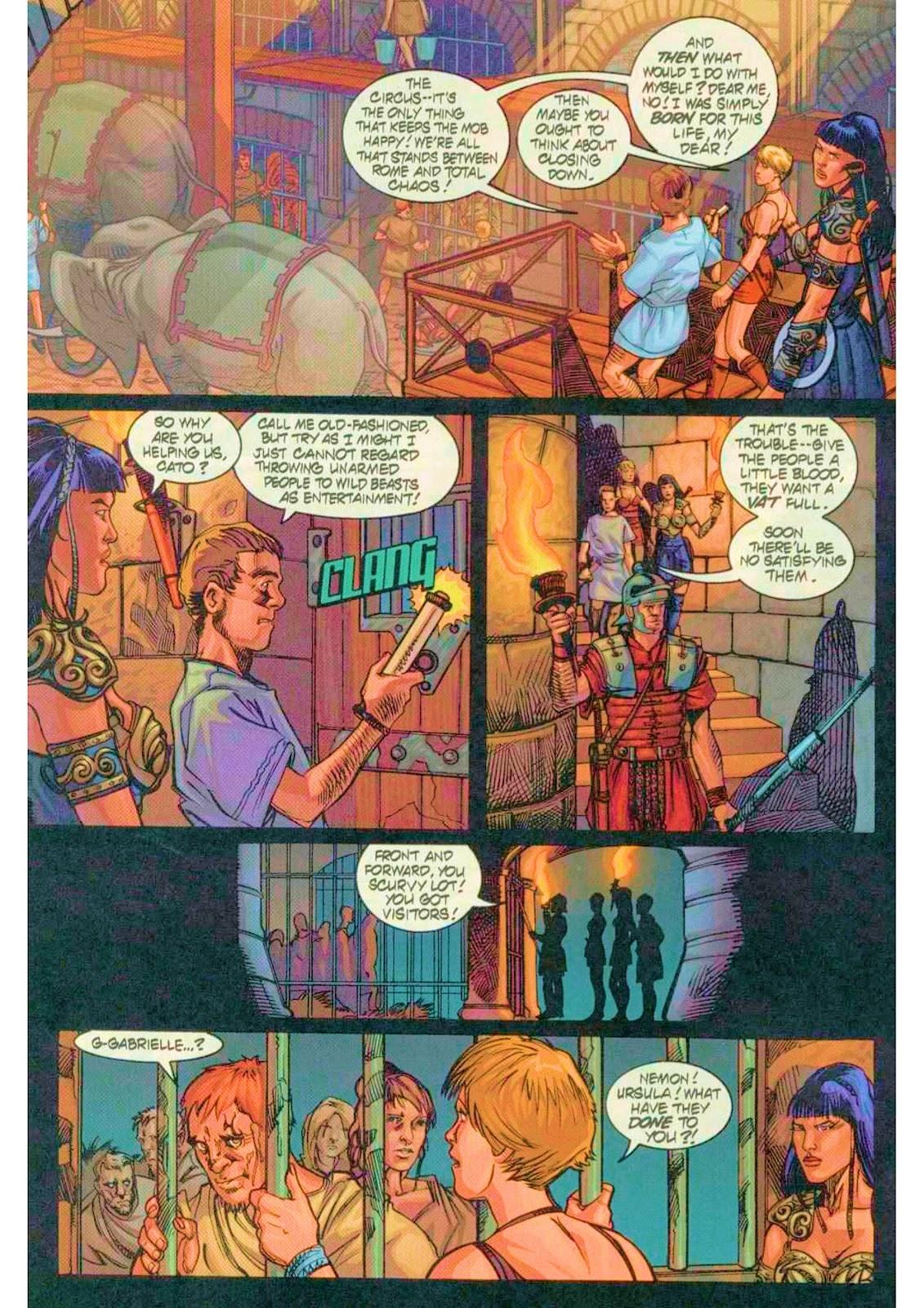 Xena: Warrior Princess (1999) Issue #7 #7 - English 7