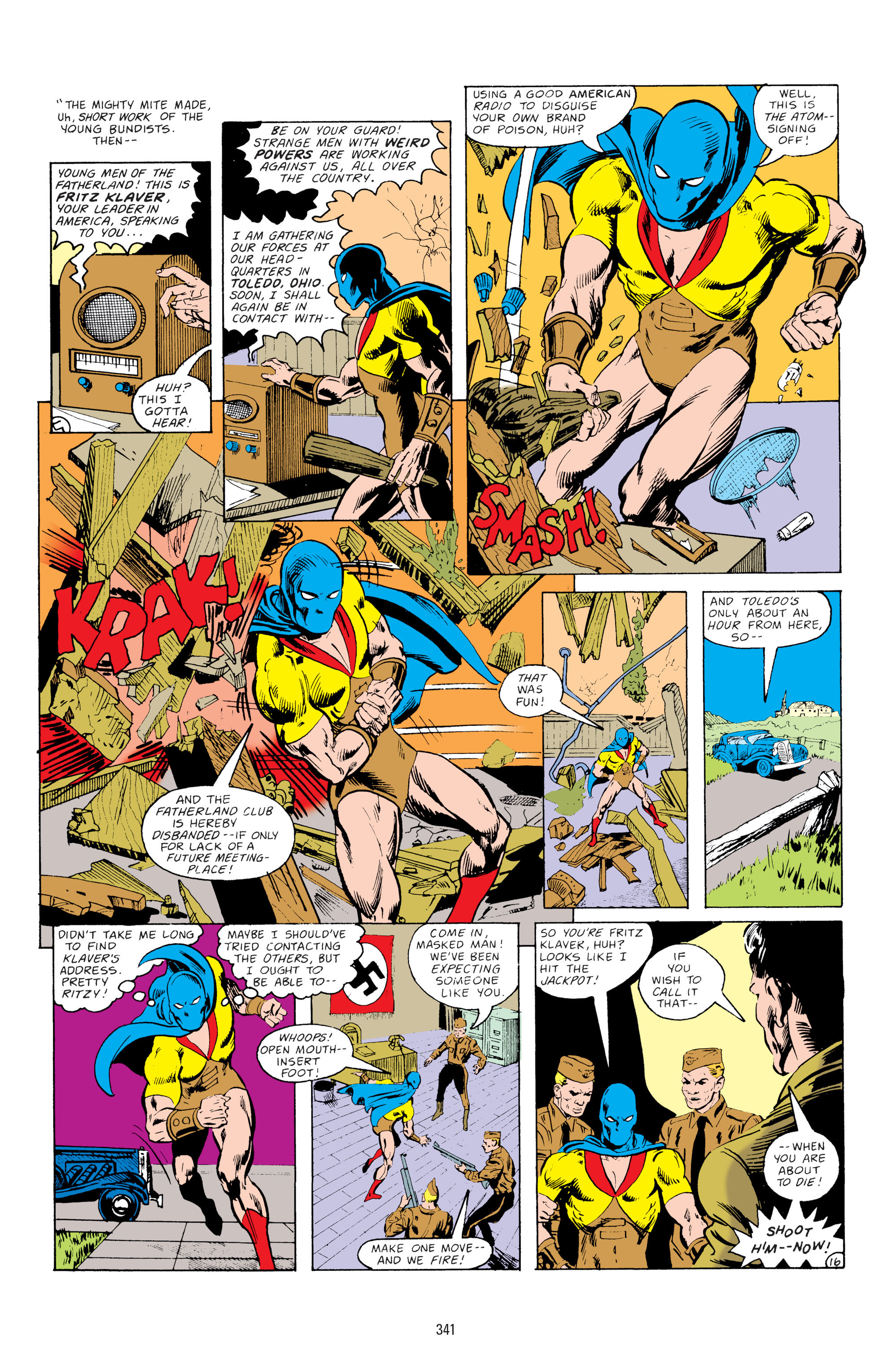 Read online All-Star Squadron comic -  Issue #67 - 17