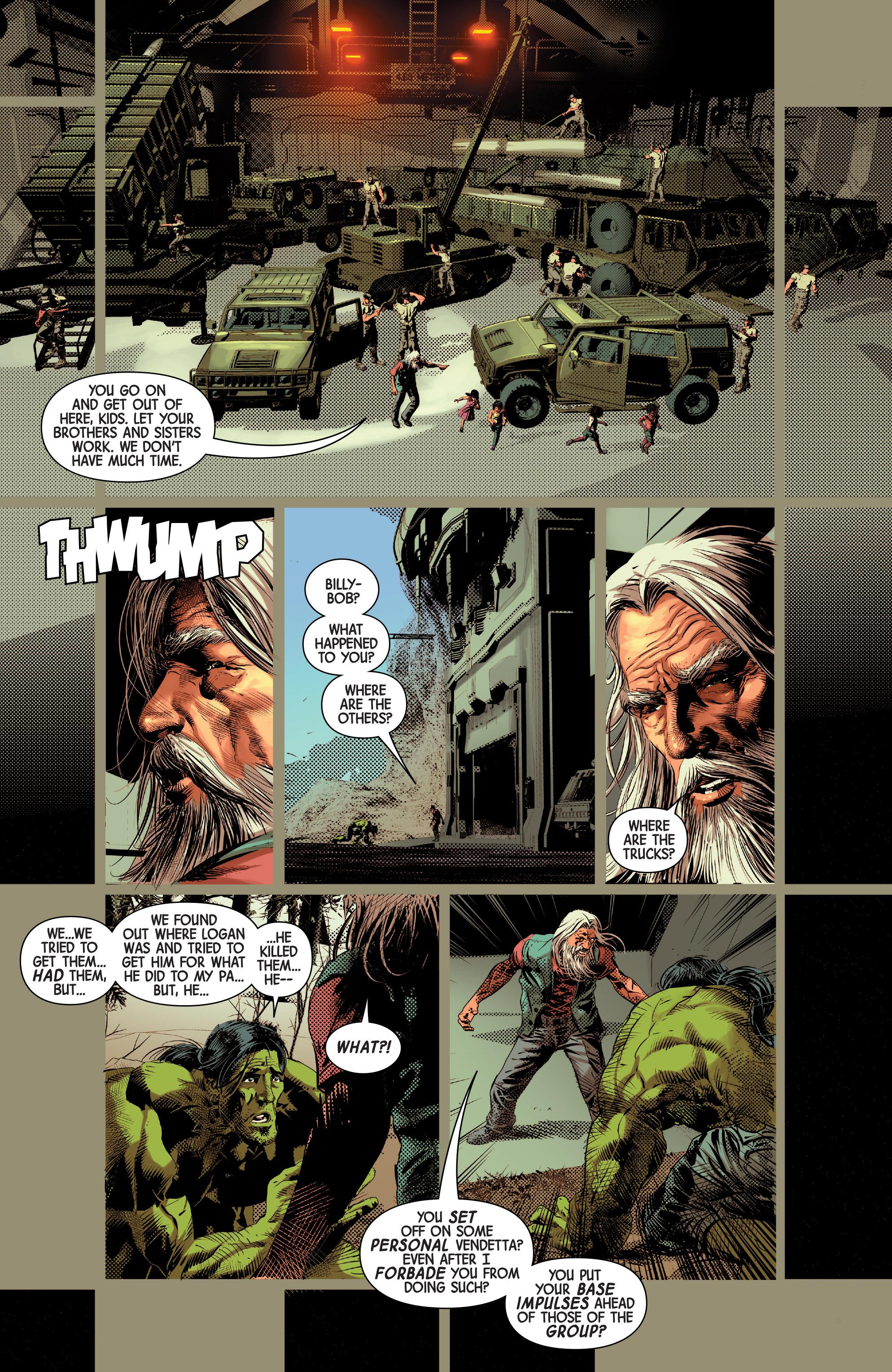 Read online Old Man Logan (2016) comic -  Issue #25 - 17