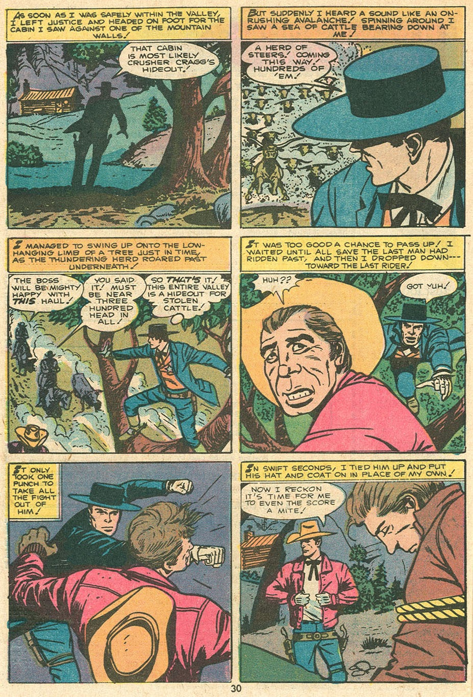 Kid Colt Outlaw issue 186 - Page 33