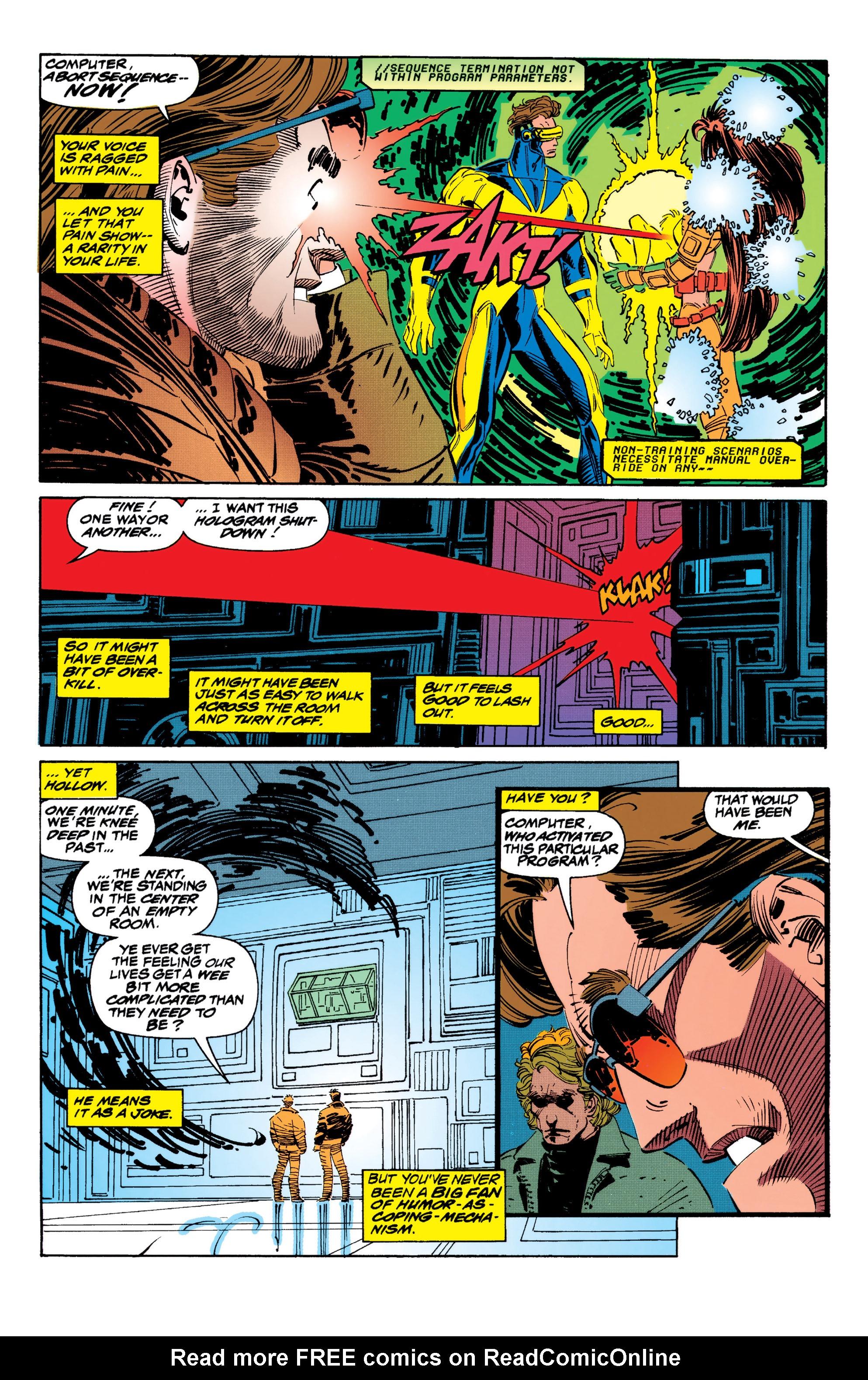 Read online Uncanny X-Men (1963) comic -  Issue #310 - 4
