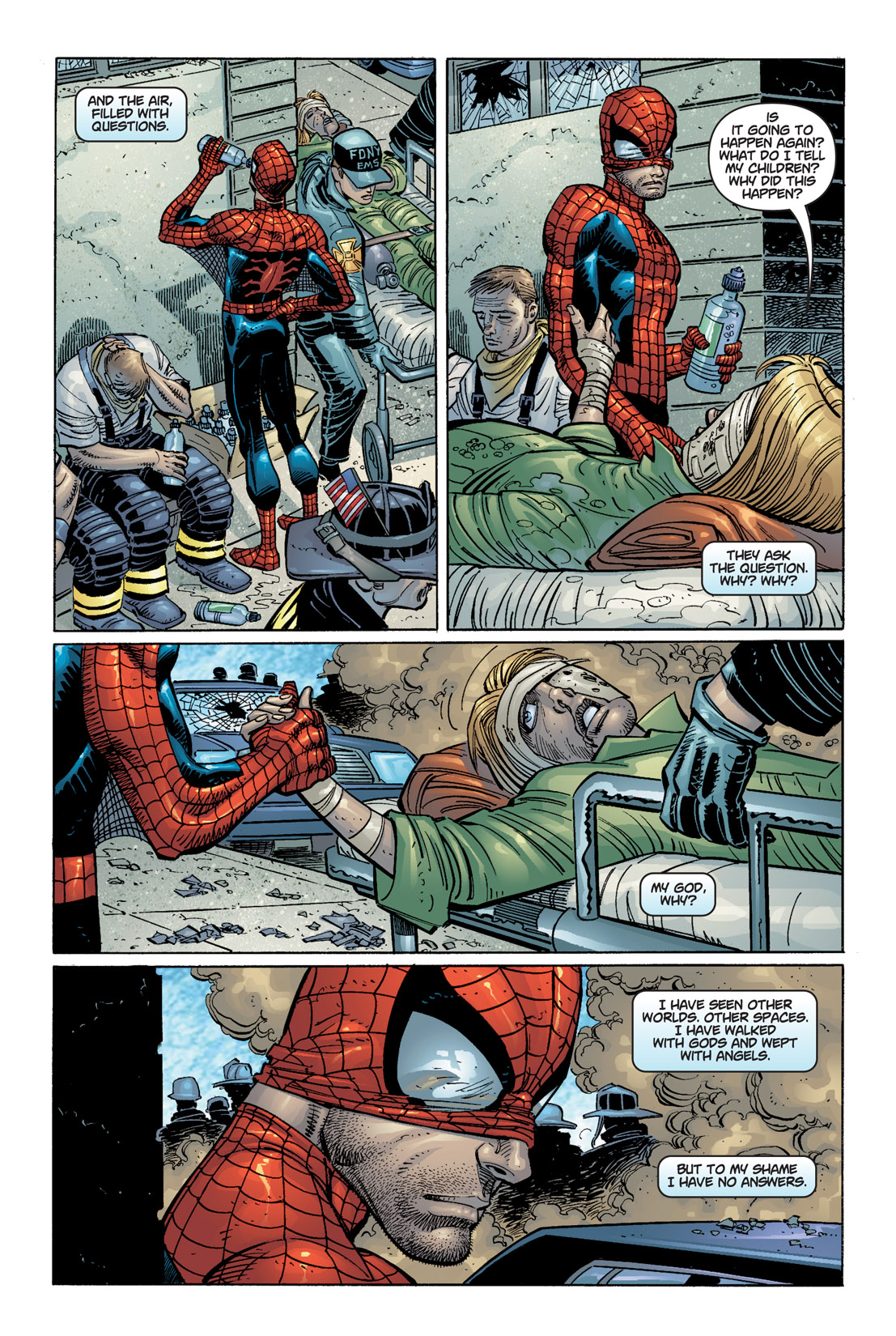 The Amazing Spider-Man (1999) 36 Page 13