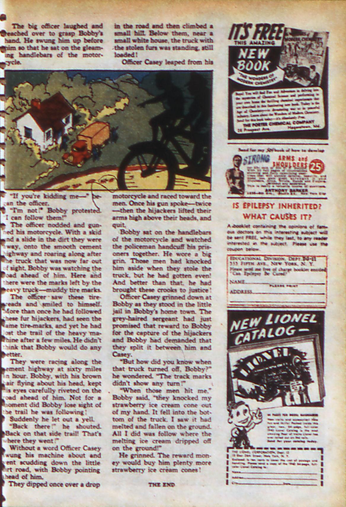 Read online Adventure Comics (1938) comic -  Issue #56 - 48
