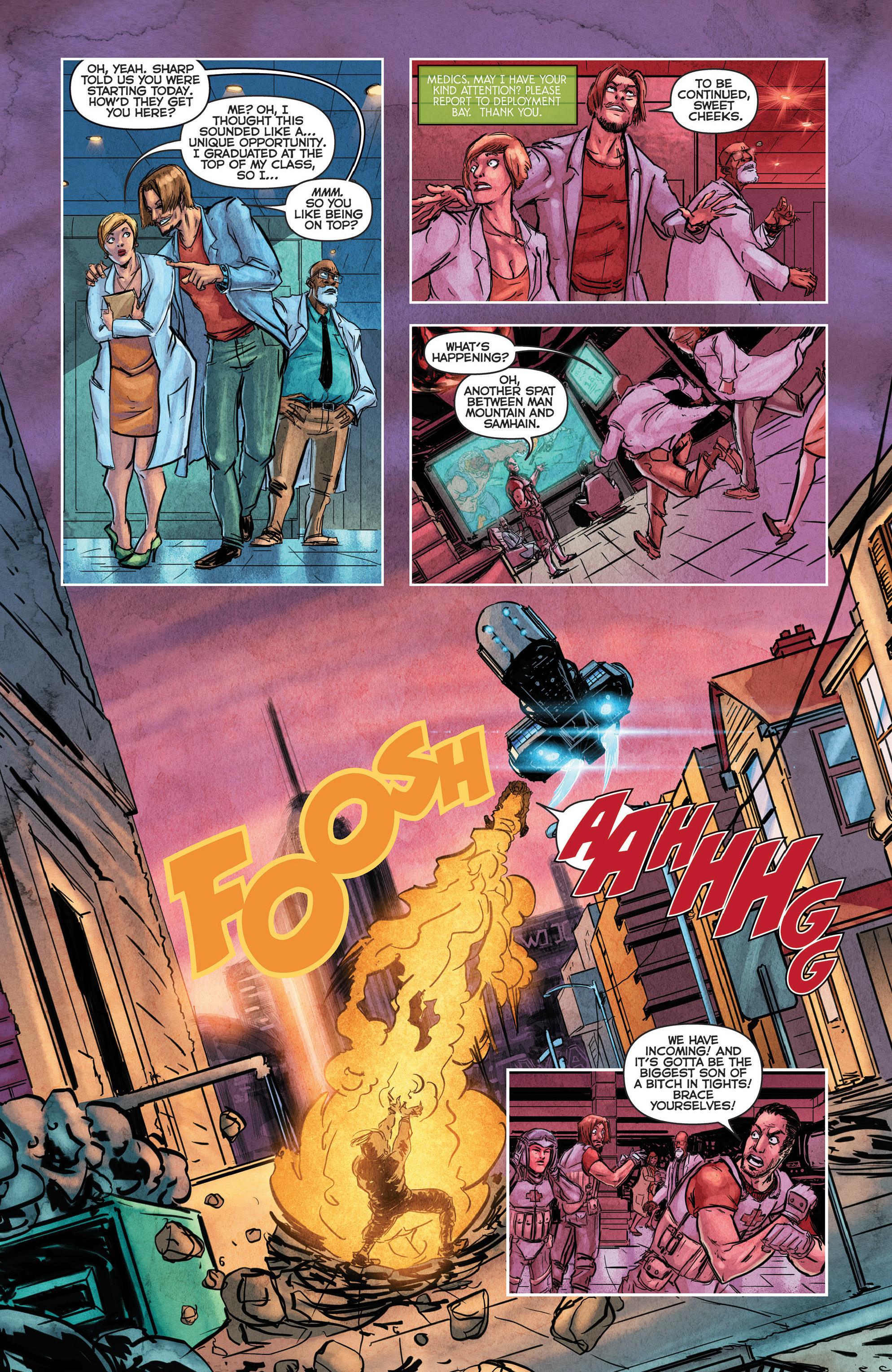 Read online Medisin comic -  Issue #1 - 22