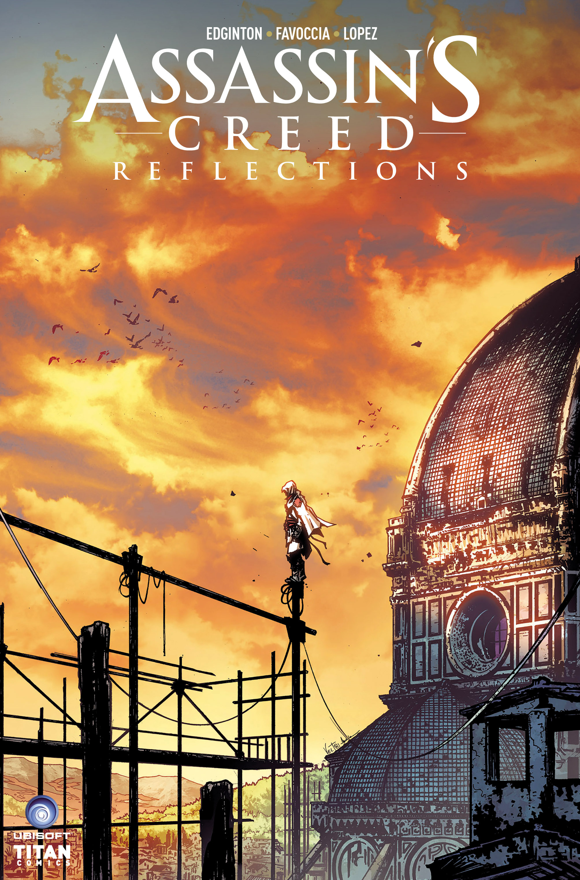 Read online Assassin's Creed: Reflections comic -  Issue #1 - 28