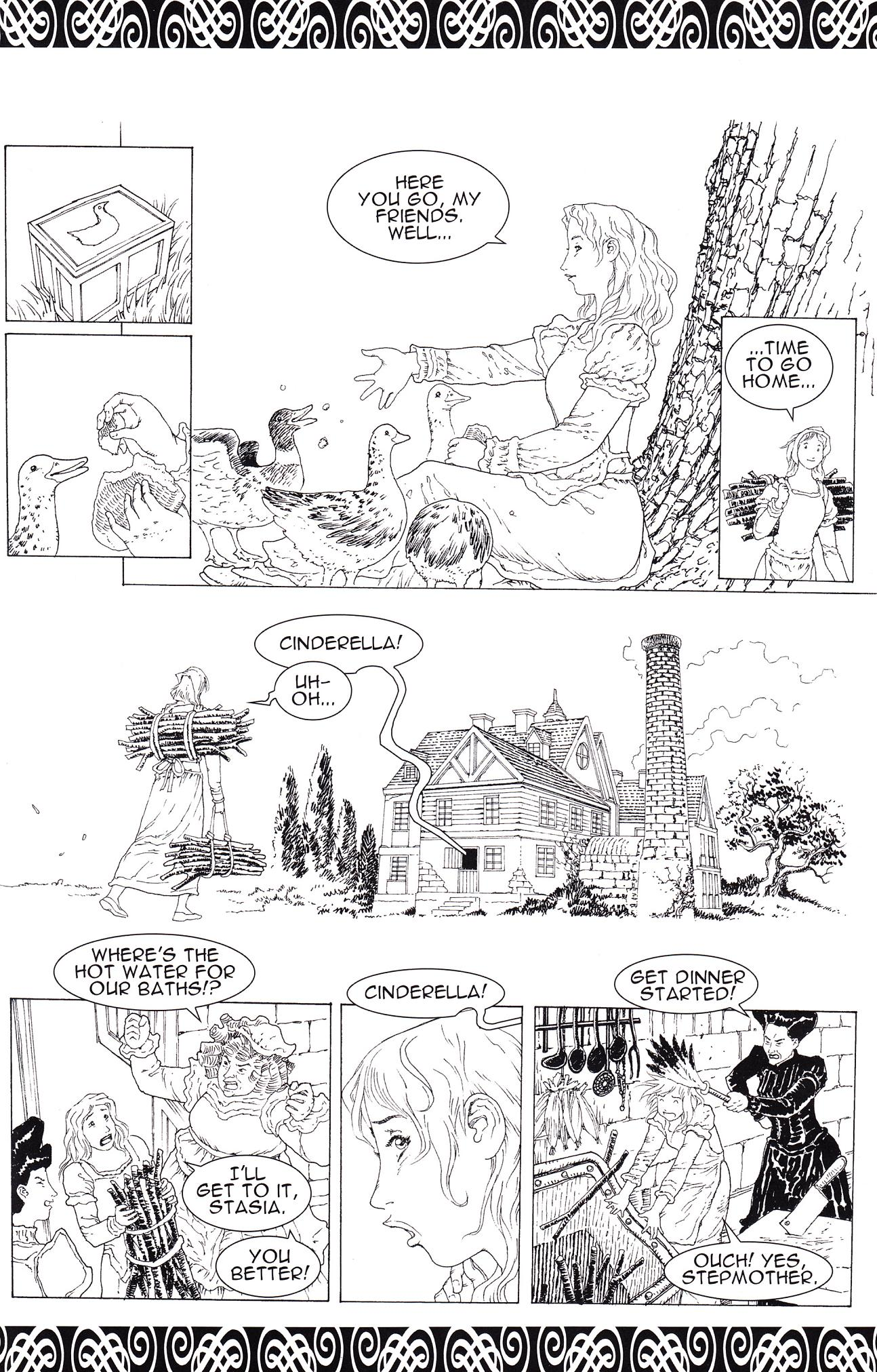 Read online Steampunk Fairy Tales comic -  Issue # Full - 12