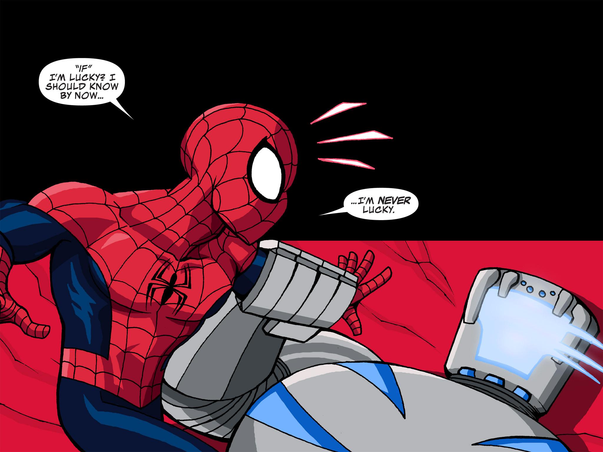 Read online Ultimate Spider-Man (Infinite Comics) (2015) comic -  Issue #3 - 44