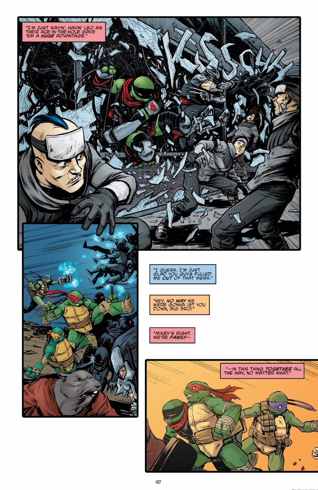 Read online Teenage Mutant Ninja Turtles: The IDW Collection comic -  Issue # TPB 6 (Part 2) - 55