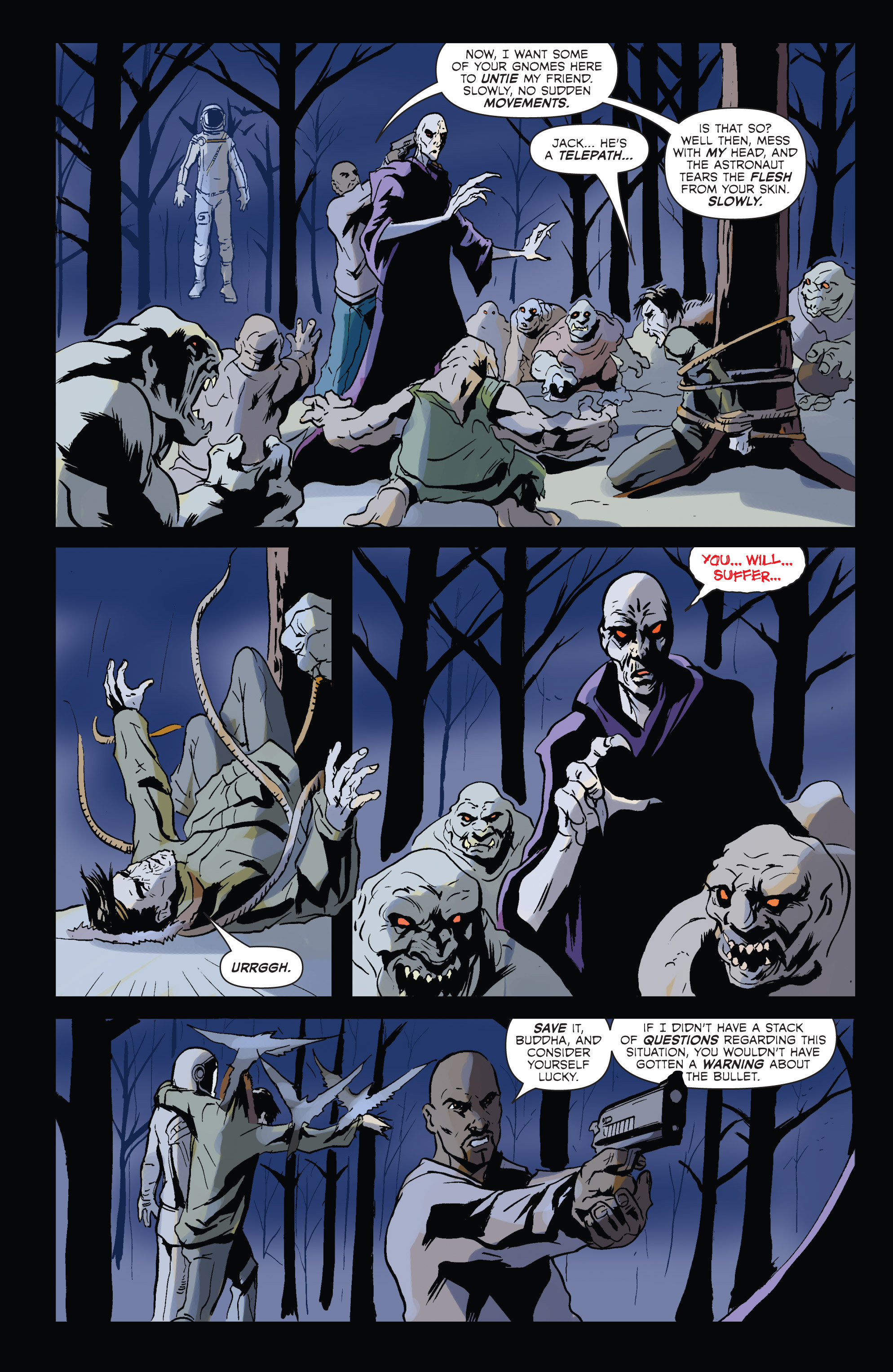 Read online Hoax Hunters (2012) comic -  Issue # TPB 2 - 43