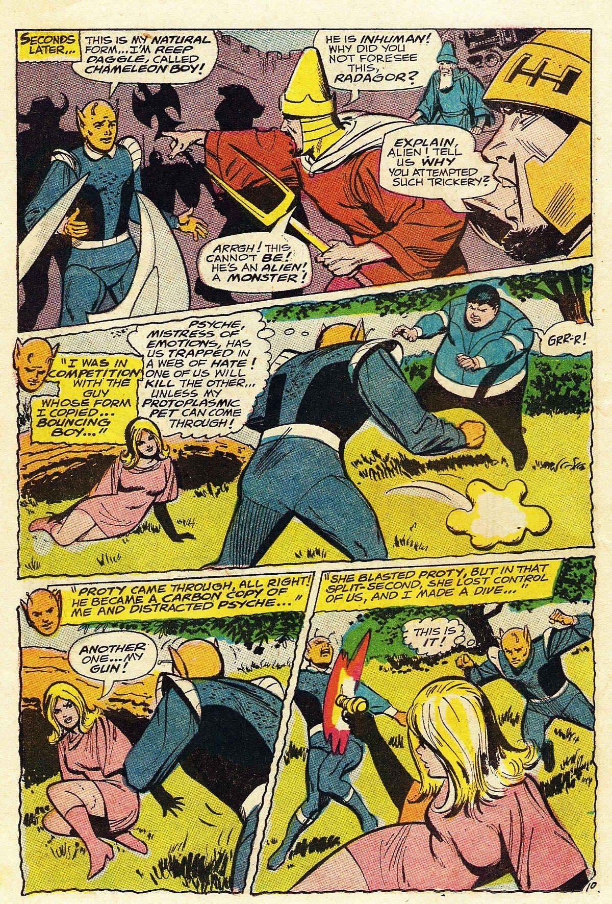 Read online Adventure Comics (1938) comic -  Issue #376 - 14