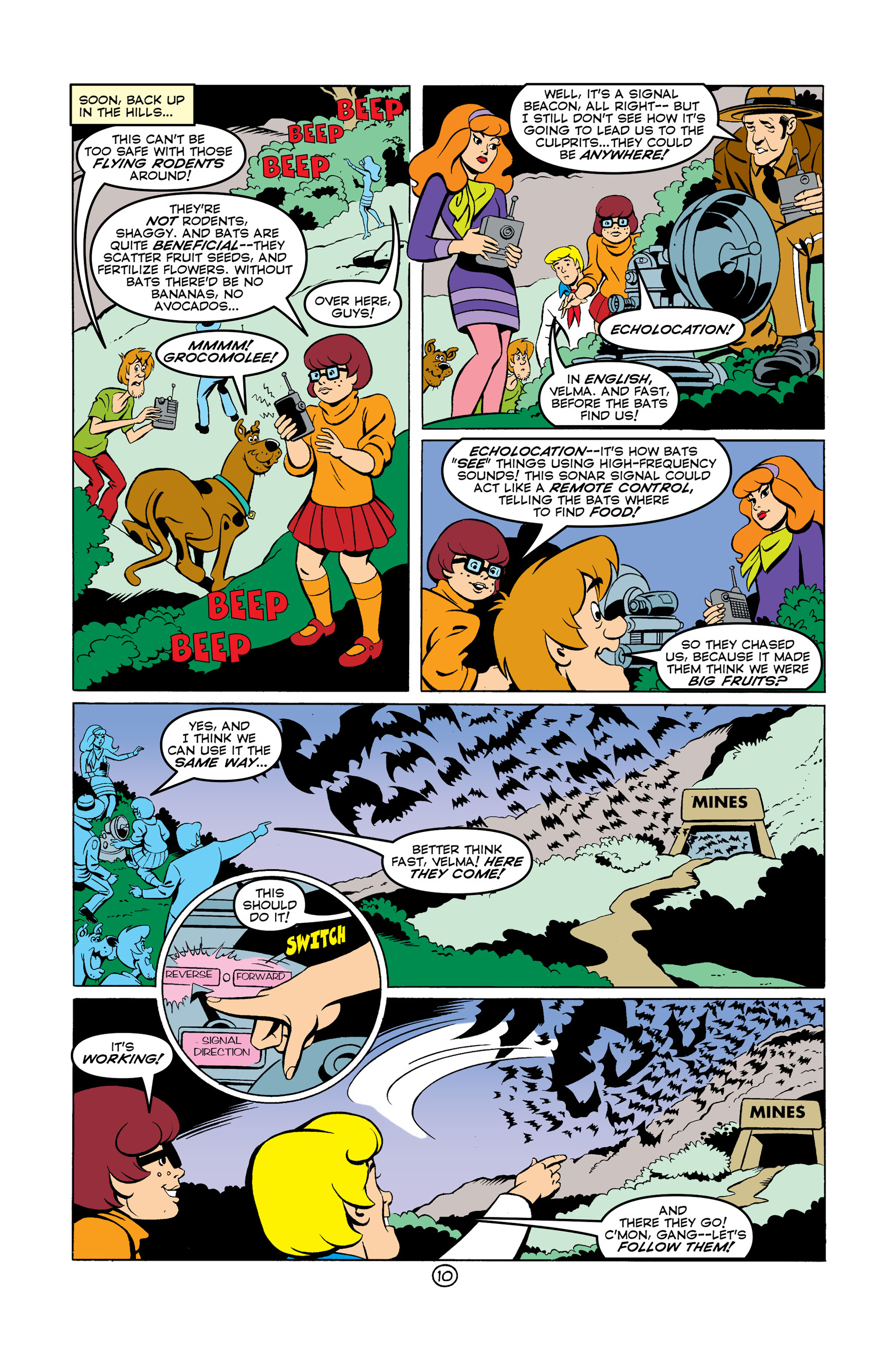 Read online Scooby-Doo (1997) comic -  Issue #47 - 11