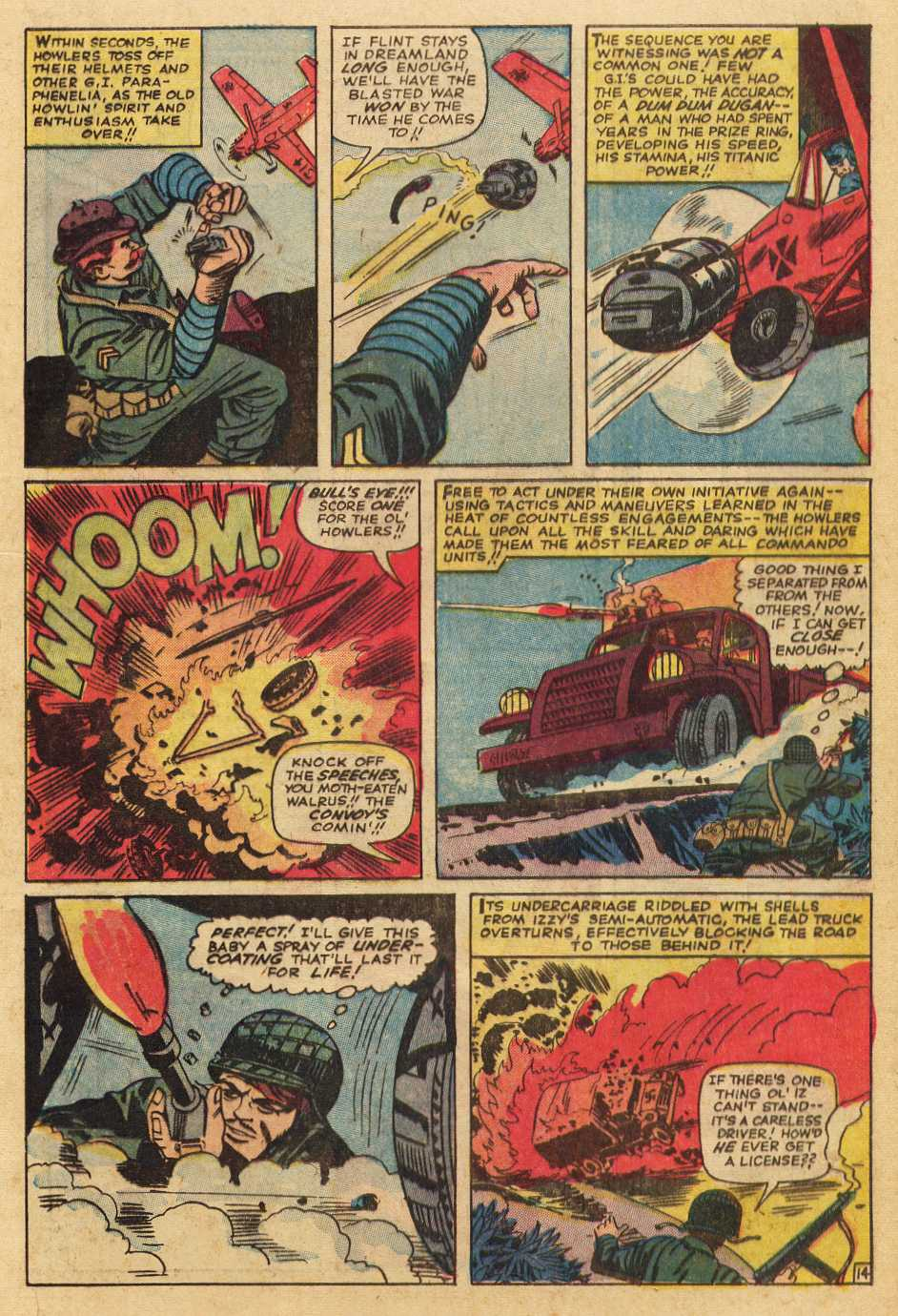 Read online Sgt. Fury comic -  Issue # _Special 2 - 57