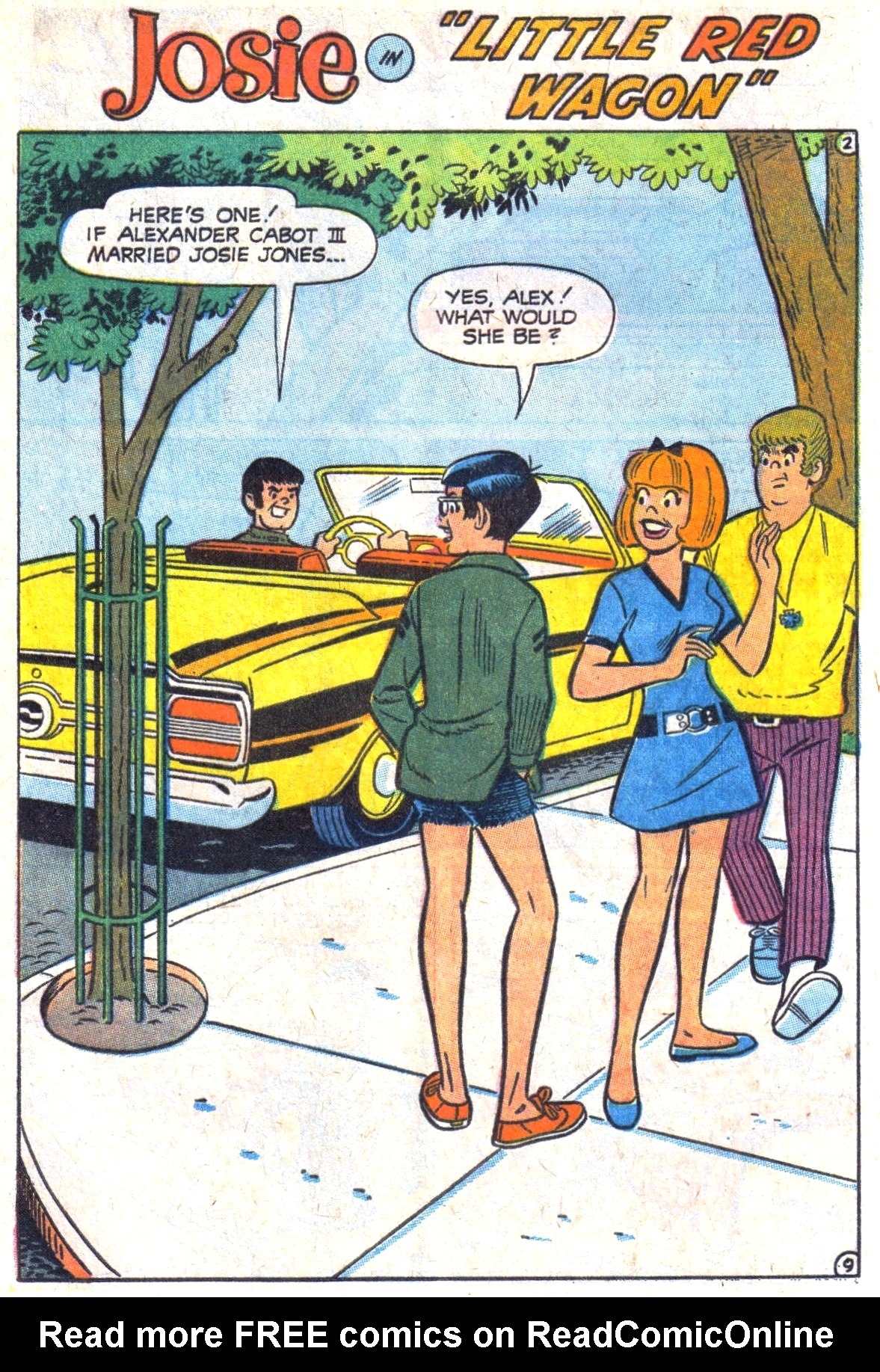 Read online She's Josie comic -  Issue #37 - 13