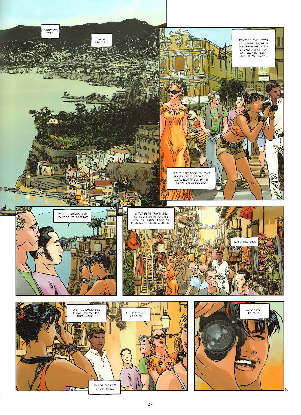 Read online Cutting Edge (2013) comic -  Issue #1 - 25