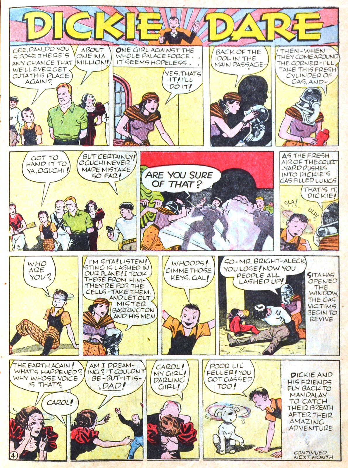 Read online Famous Funnies comic -  Issue #51 - 29