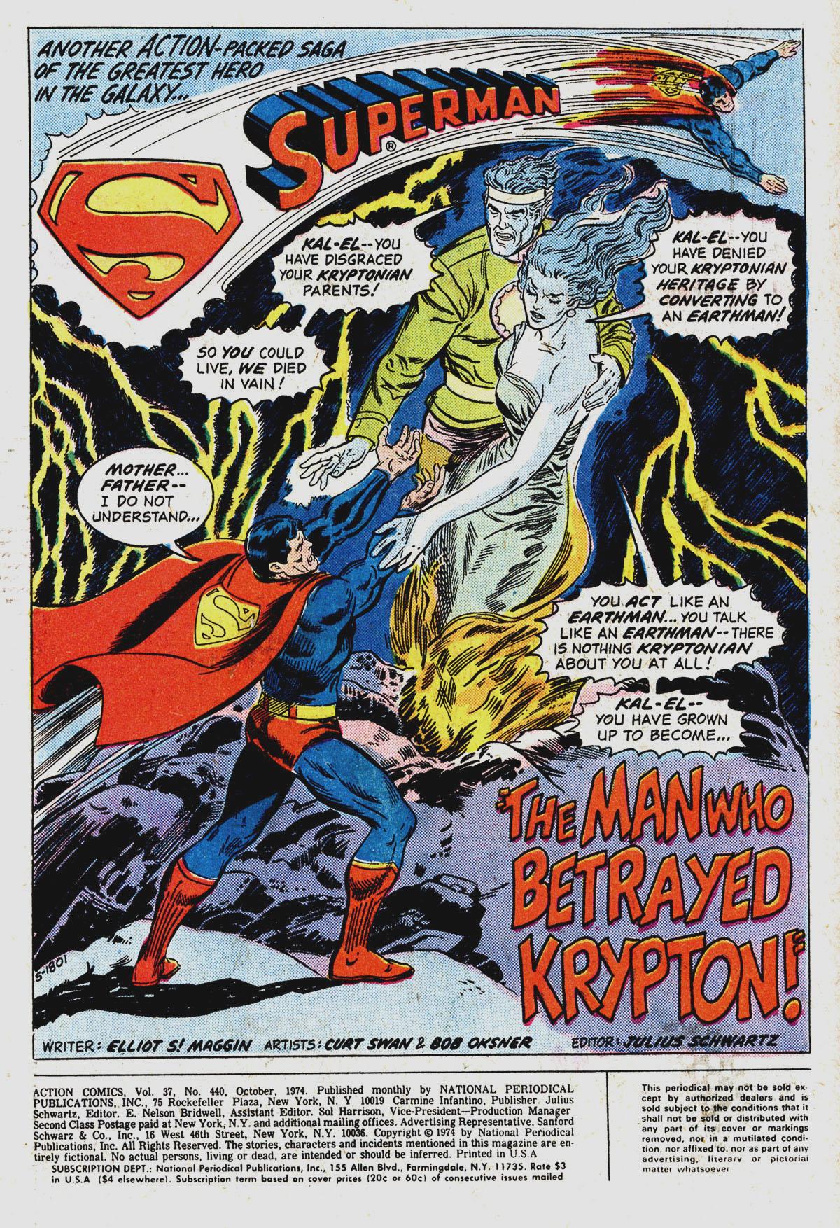 Action Comics (1938) 440 Page 2