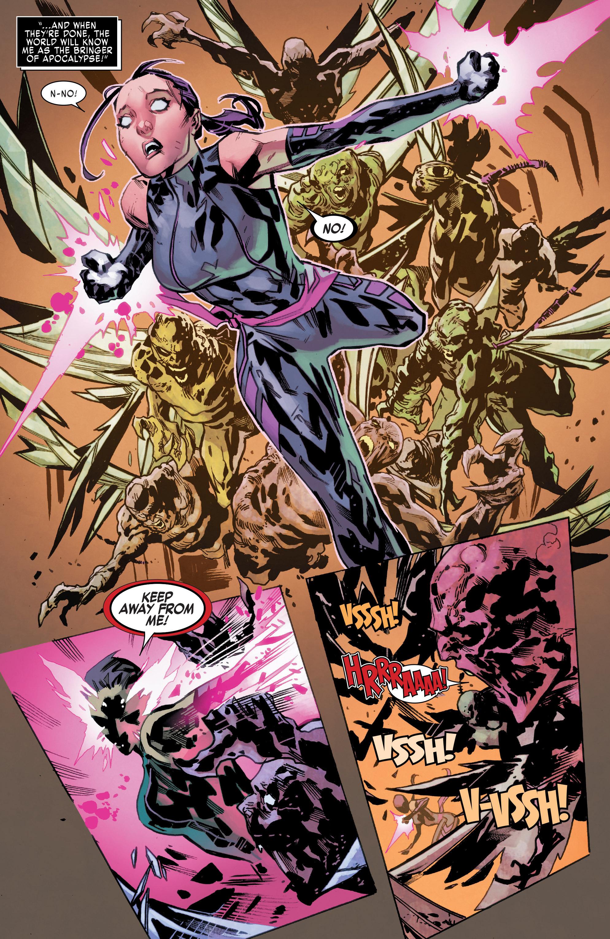Read online Uncanny X-Men (2016) comic -  Issue #9 - 18