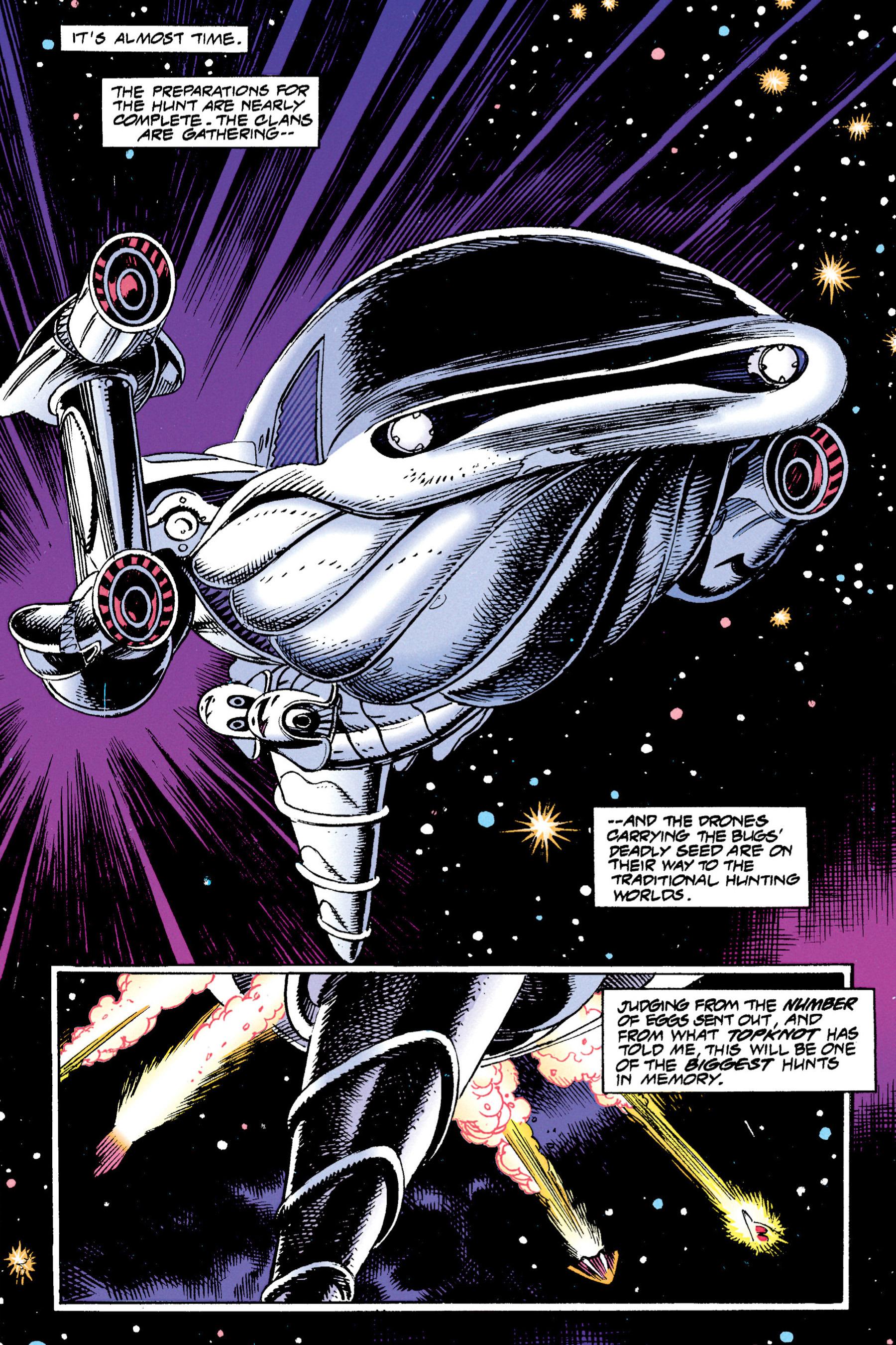 Read online Aliens vs. Predator Omnibus comic -  Issue # _TPB 1 Part 3 - 41
