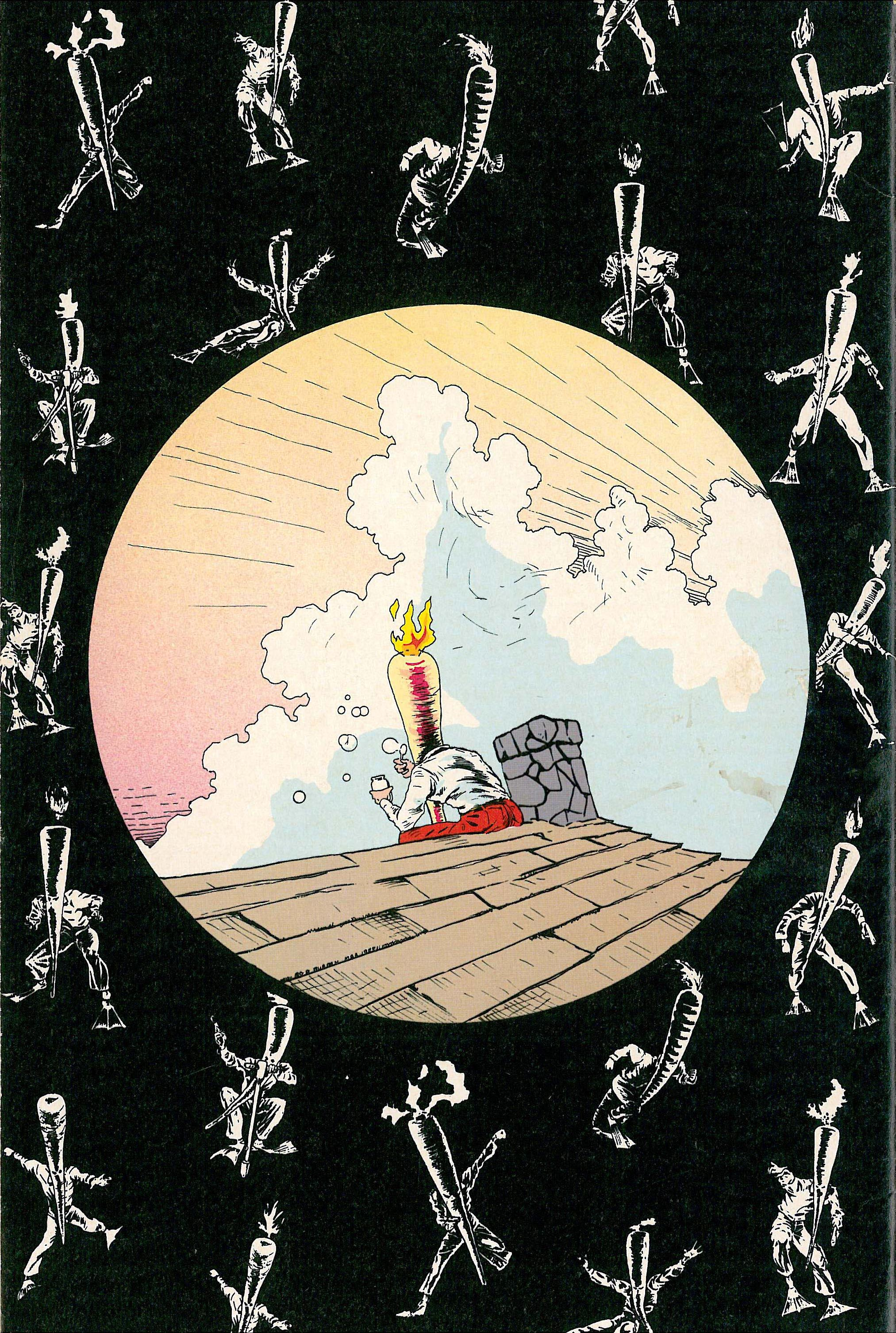 Read online Flaming Carrot Comics (1984) comic -  Issue #6 - 36