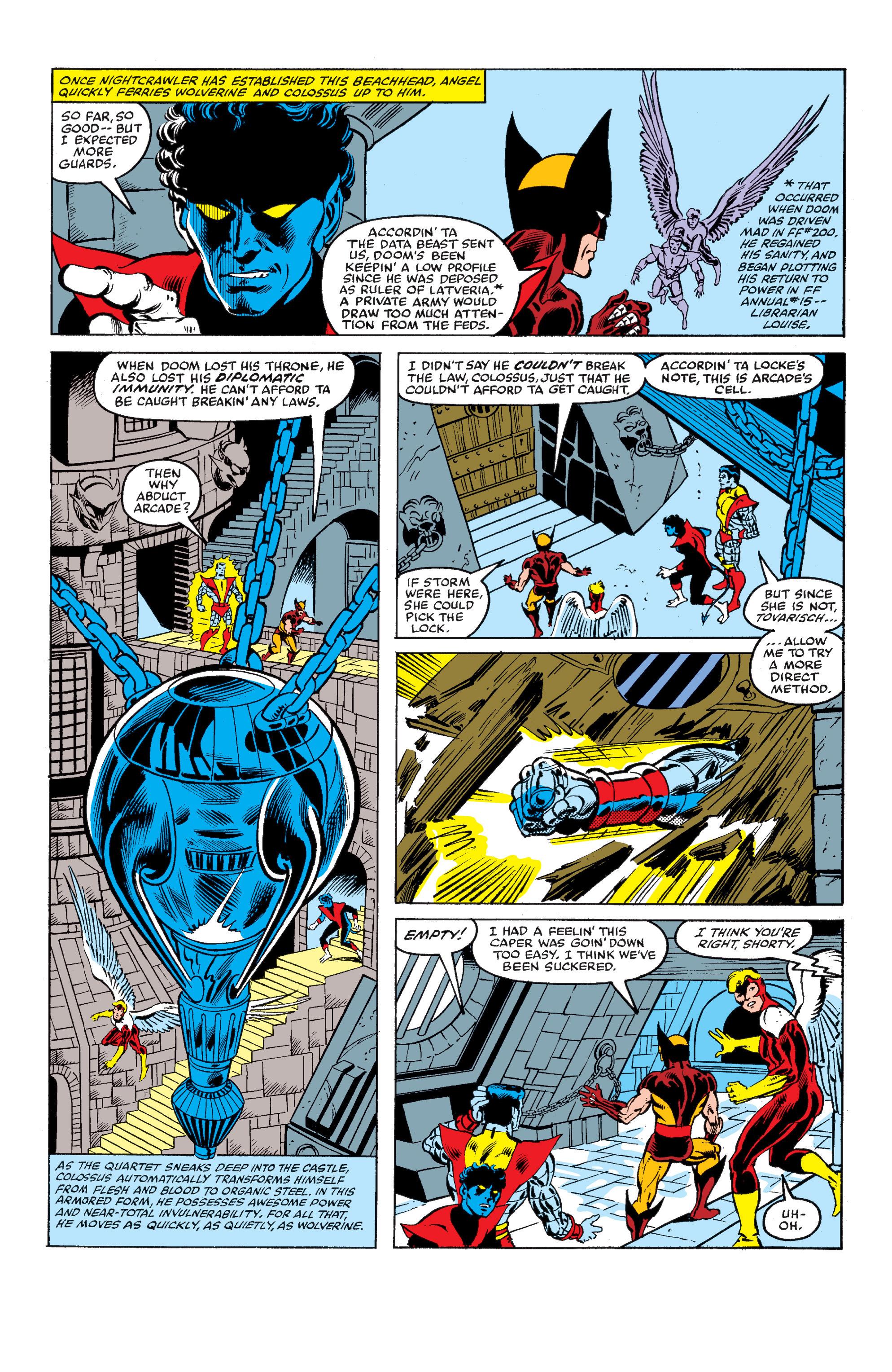 Read online Uncanny X-Men (1963) comic -  Issue #145 - 17