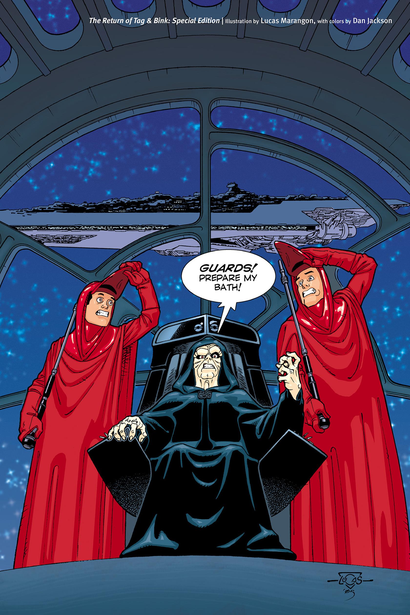 Read online Star Wars Omnibus comic -  Issue # Vol. 30 - 354