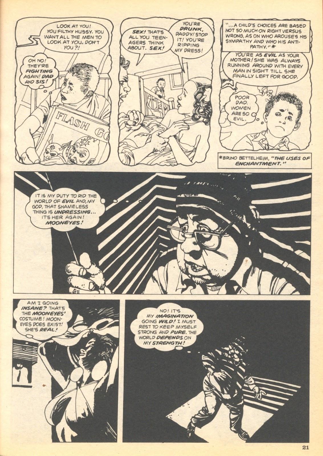 Creepy (1964) Issue #122 #122 - English 21
