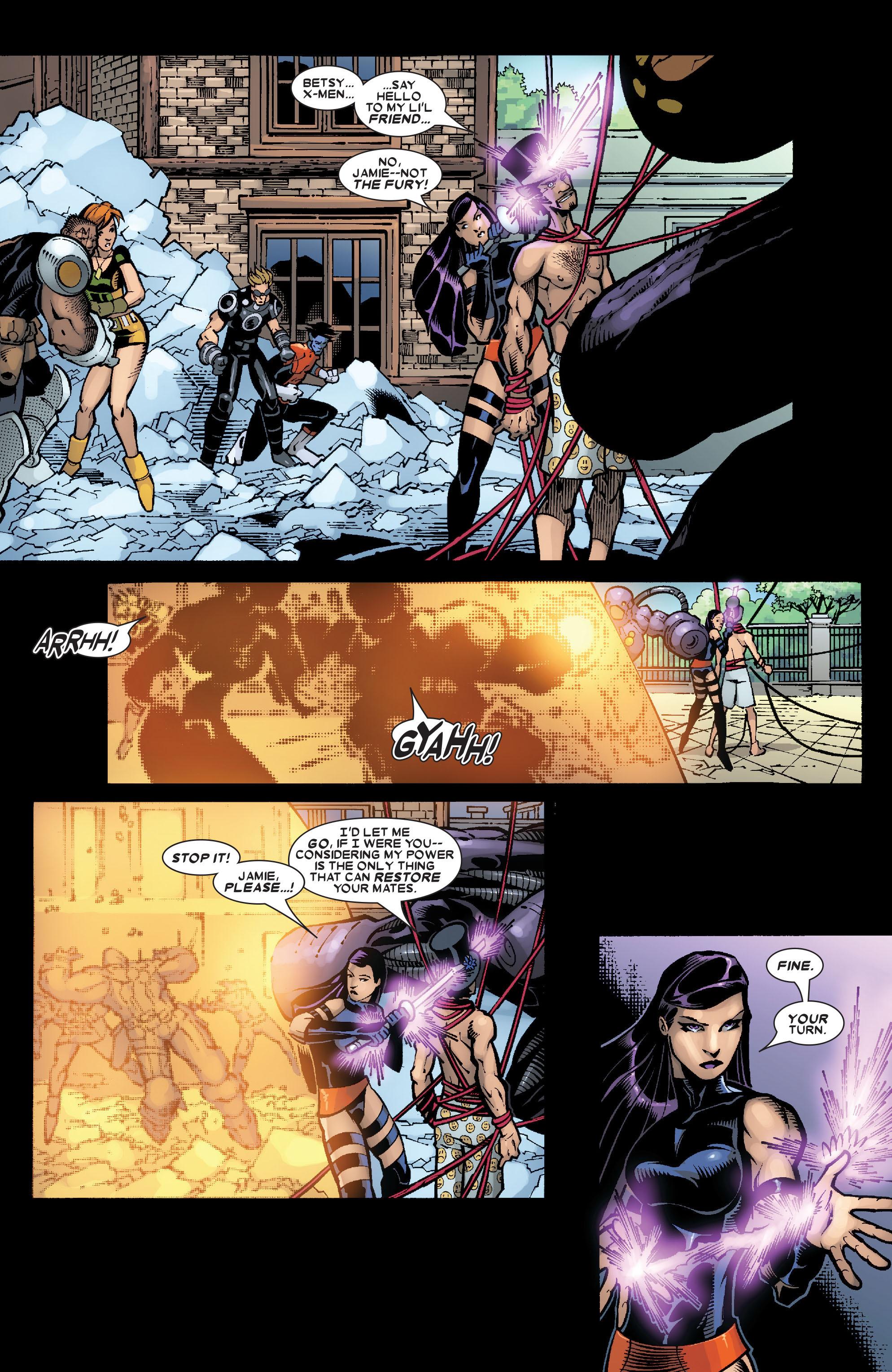 Read online Uncanny X-Men (1963) comic -  Issue #472 - 16