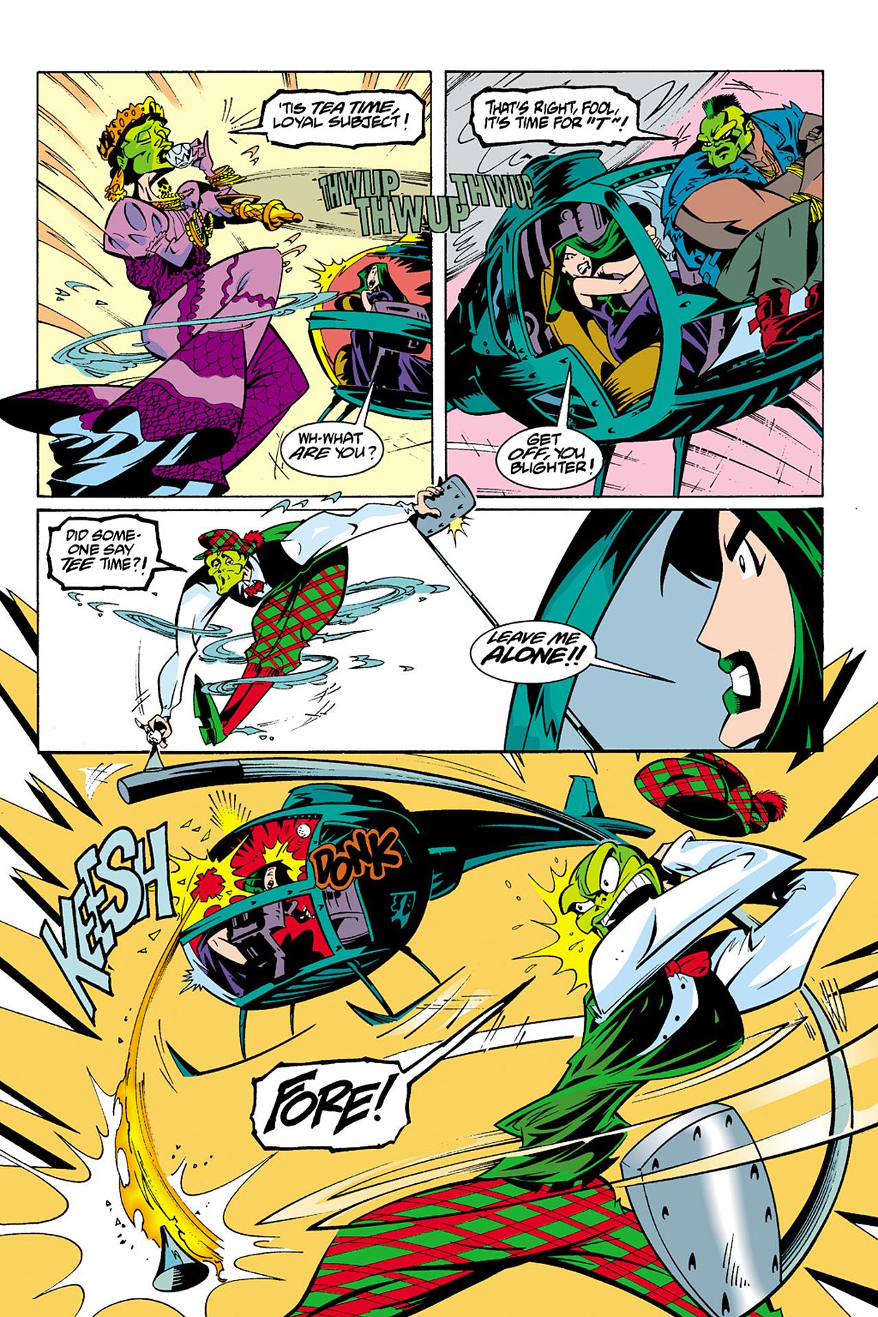Read online Adventures Of The Mask Omnibus comic -  Issue #Adventures Of The Mask Omnibus Full - 267