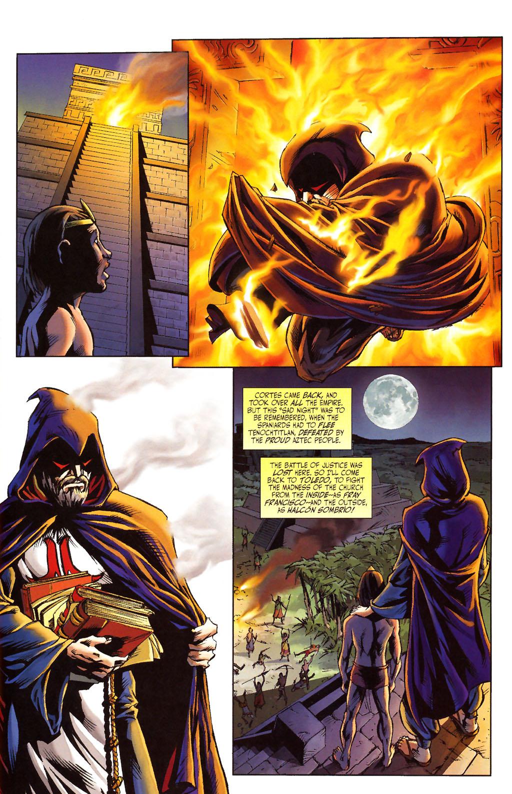 Read online ShadowHawk (2005) comic -  Issue #13 - 10