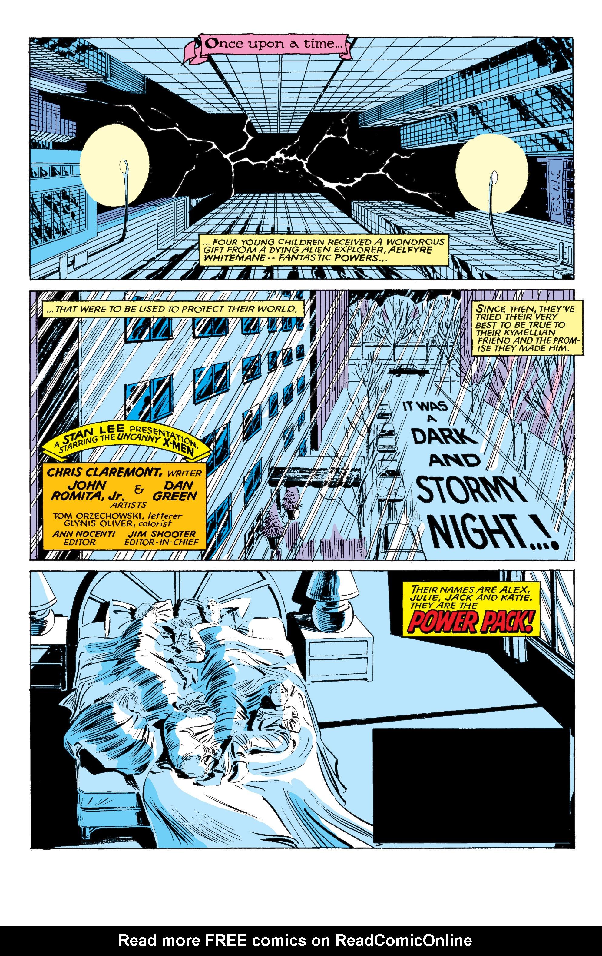 Read online Uncanny X-Men (1963) comic -  Issue #195 - 2