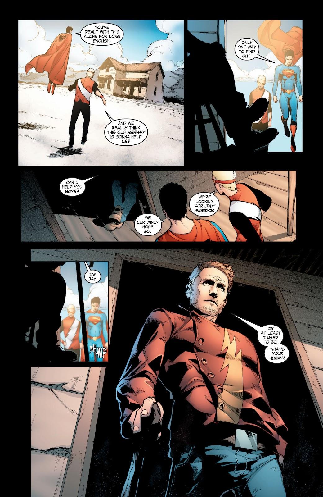 Read online Smallville Season 11 [II] comic -  Issue # TPB 3 - 73