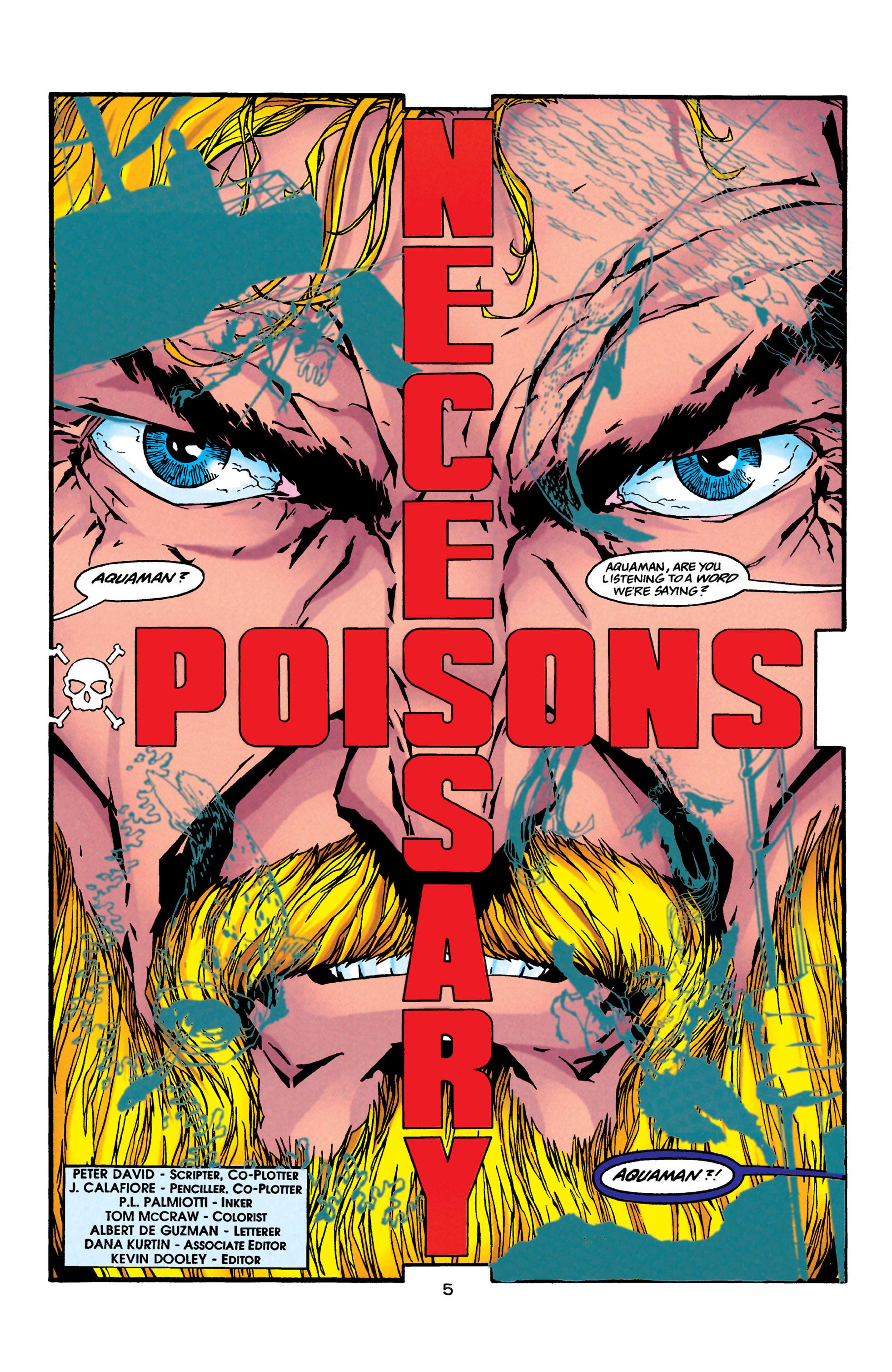 Read online Aquaman (1994) comic -  Issue #42 - 6