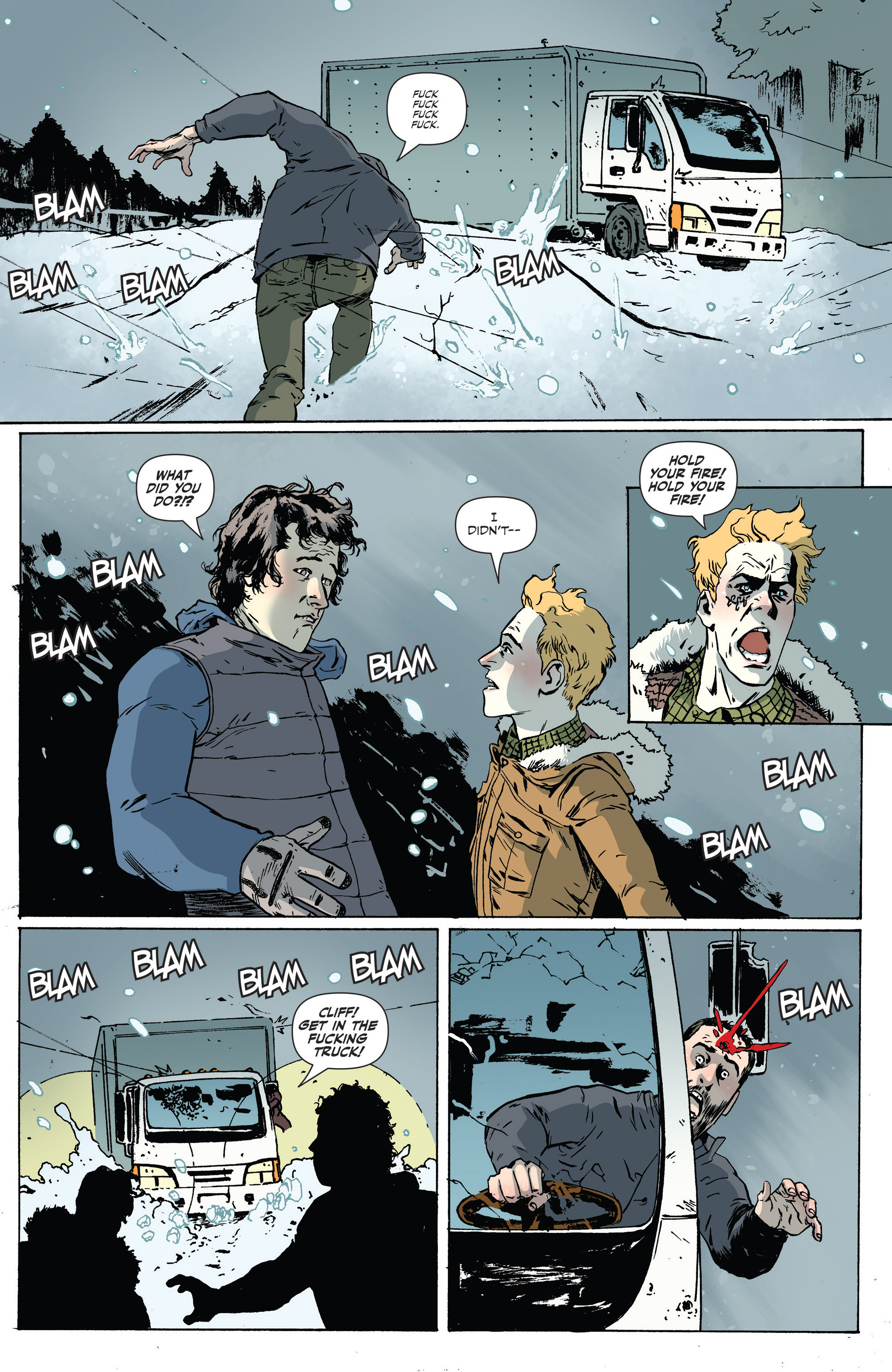 Read online Sheltered comic -  Issue #6 - 20