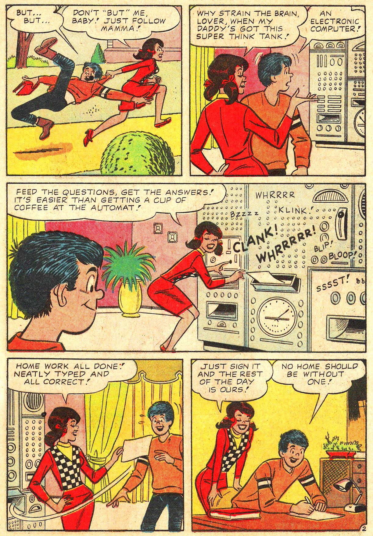 Read online She's Josie comic -  Issue #18 - 21