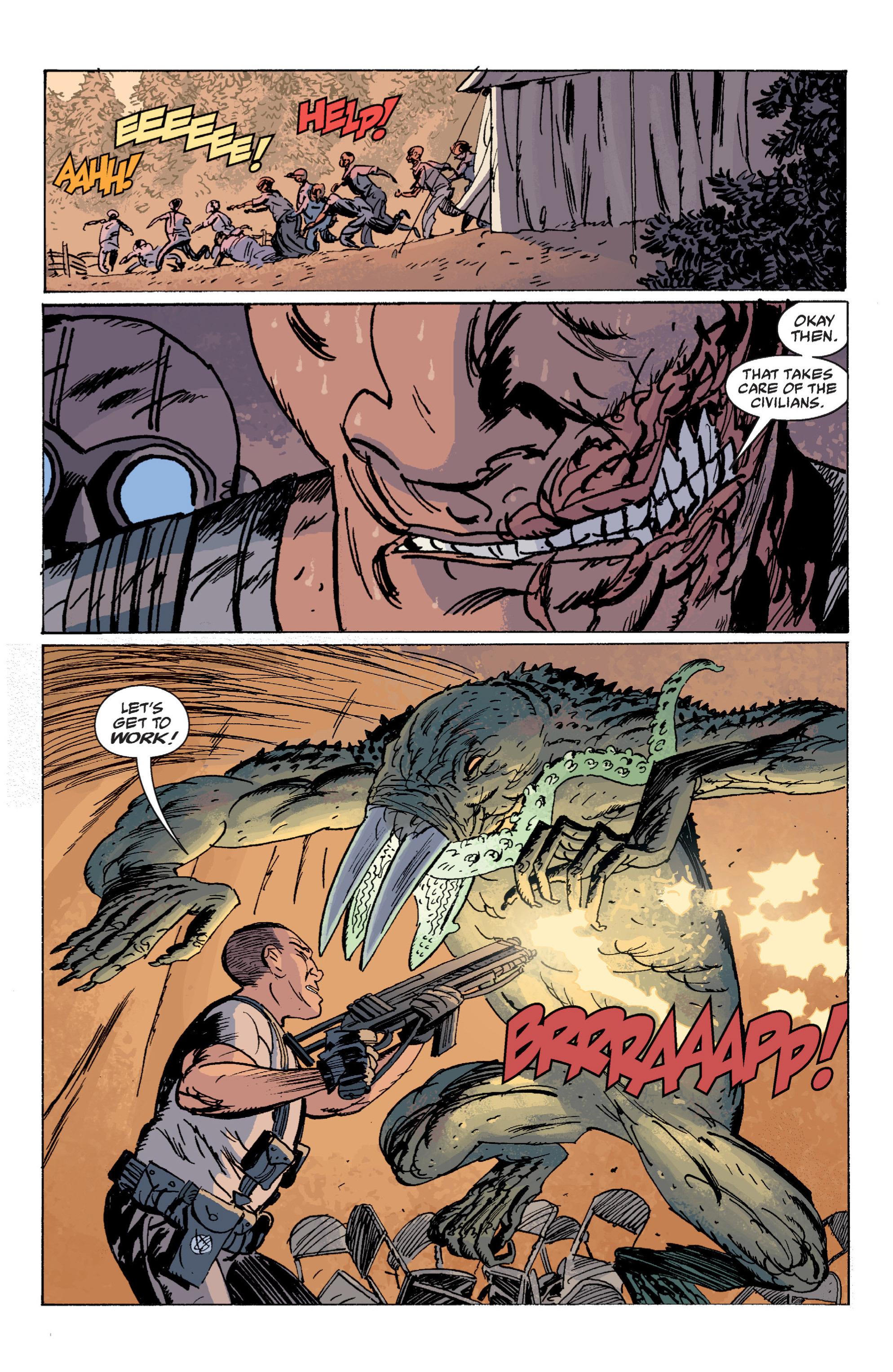 Read online B.P.R.D. (2003) comic -  Issue # TPB 12 - 50