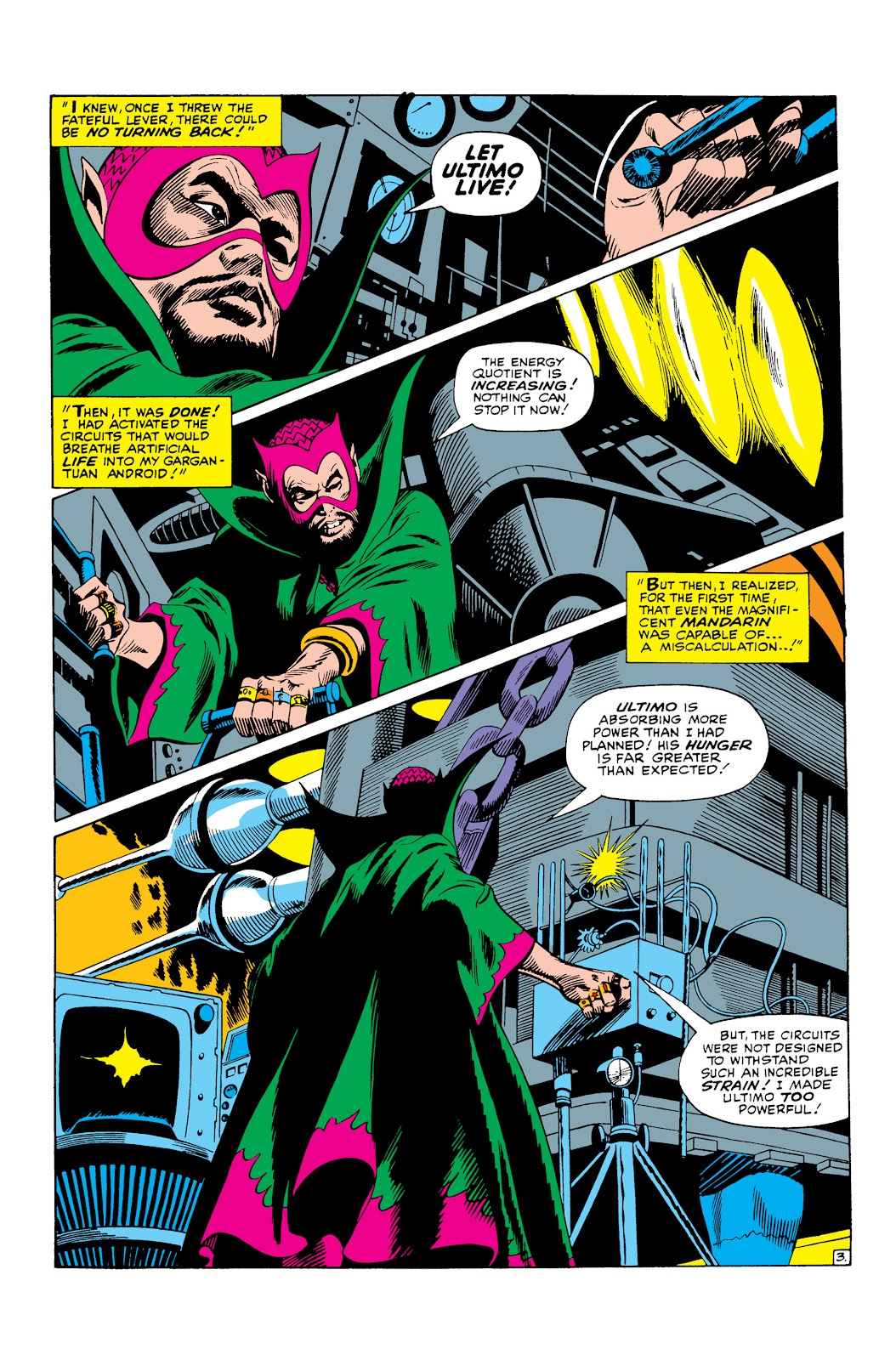Read online Marvel Masterworks: The Invincible Iron Man comic -  Issue # TPB 3 (Part 3) - 59