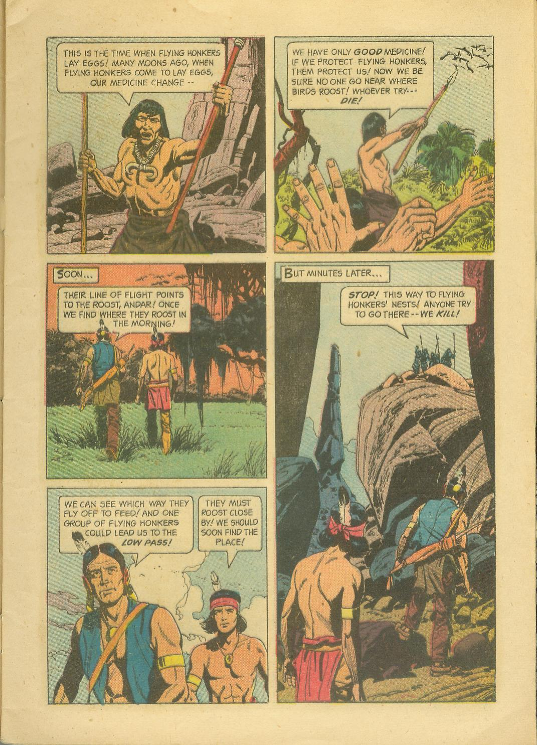 Read online Turok, Son of Stone comic -  Issue #30 - 5