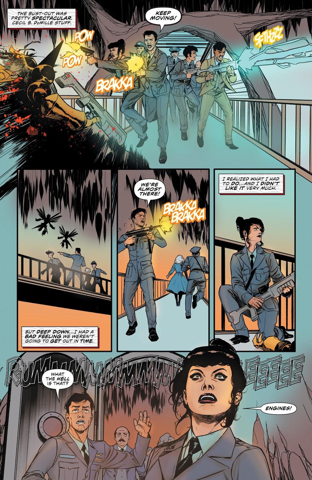Read online Bettie Page: Unbound comic -  Issue #10 - 18