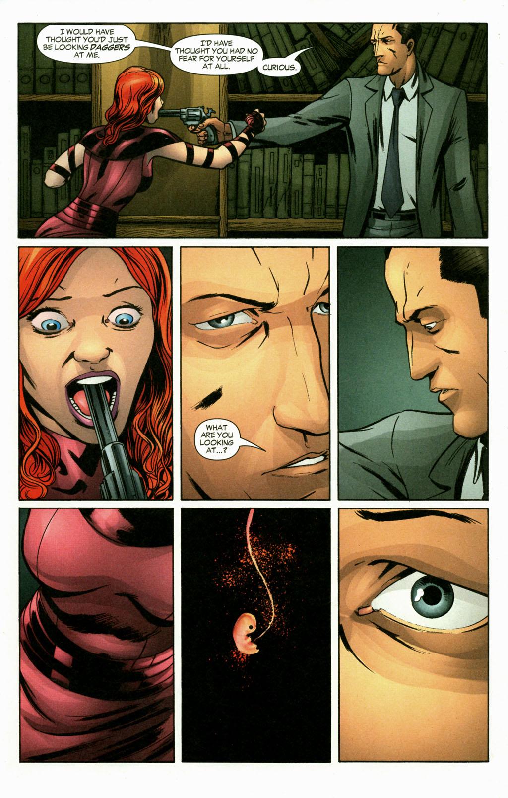Read online Fallen Angel (2003) comic -  Issue #16 - 21