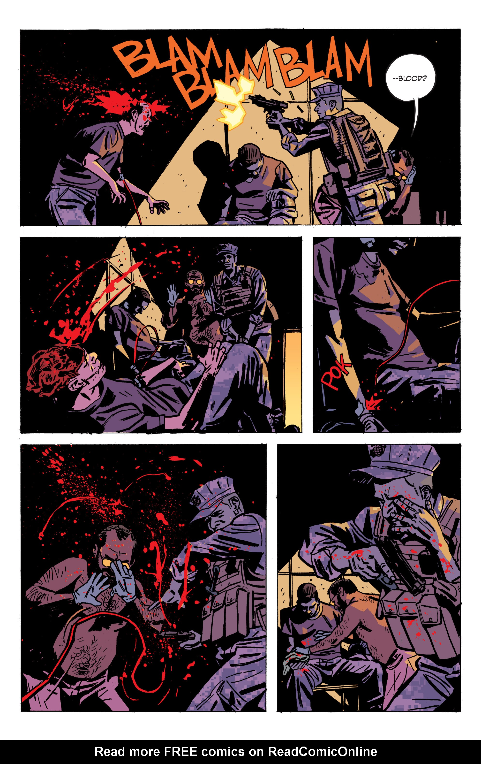 Read online Graveyard of Empires comic -  Issue # TPB - 74