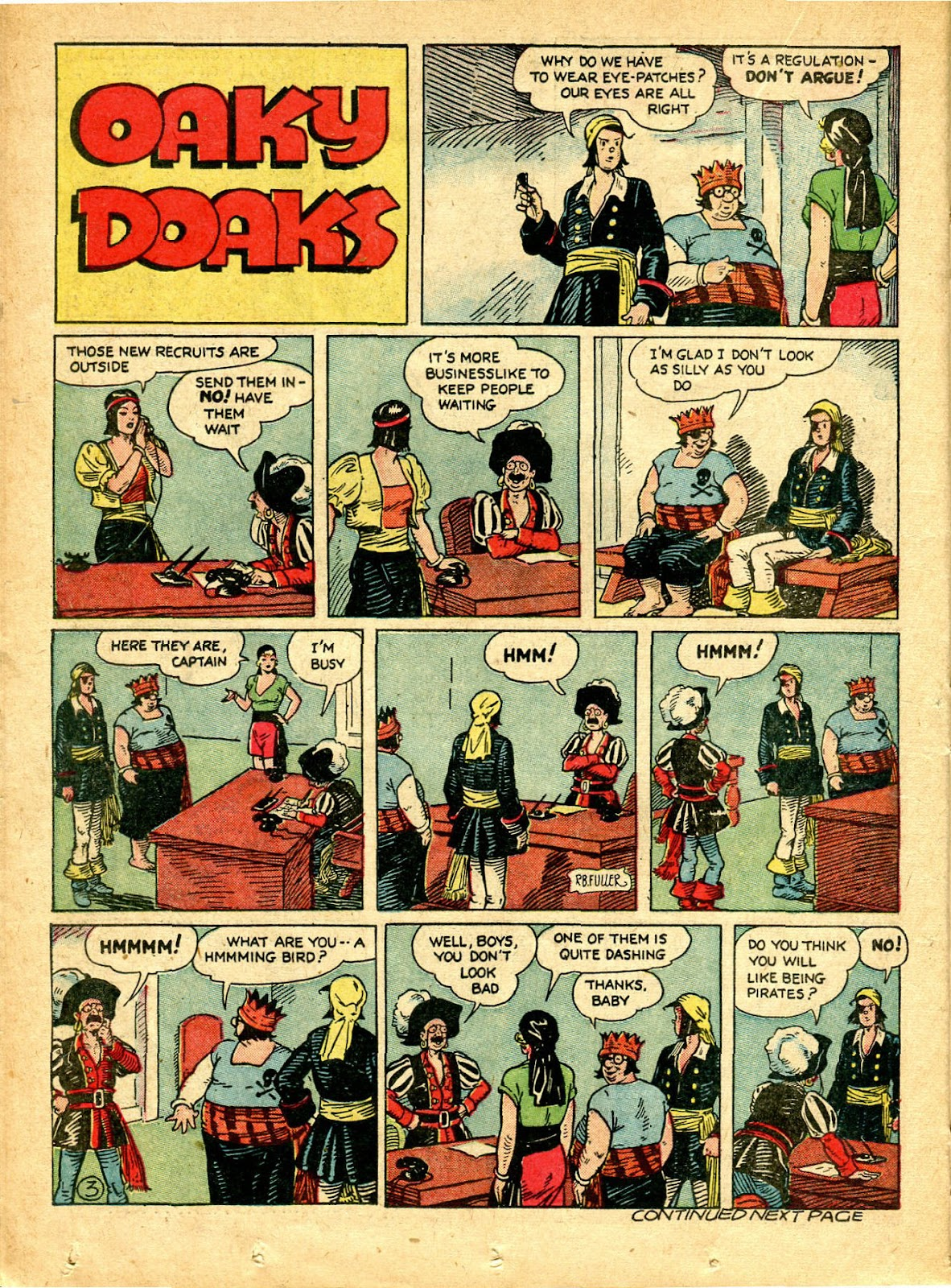 Read online Famous Funnies comic -  Issue #77 - 39