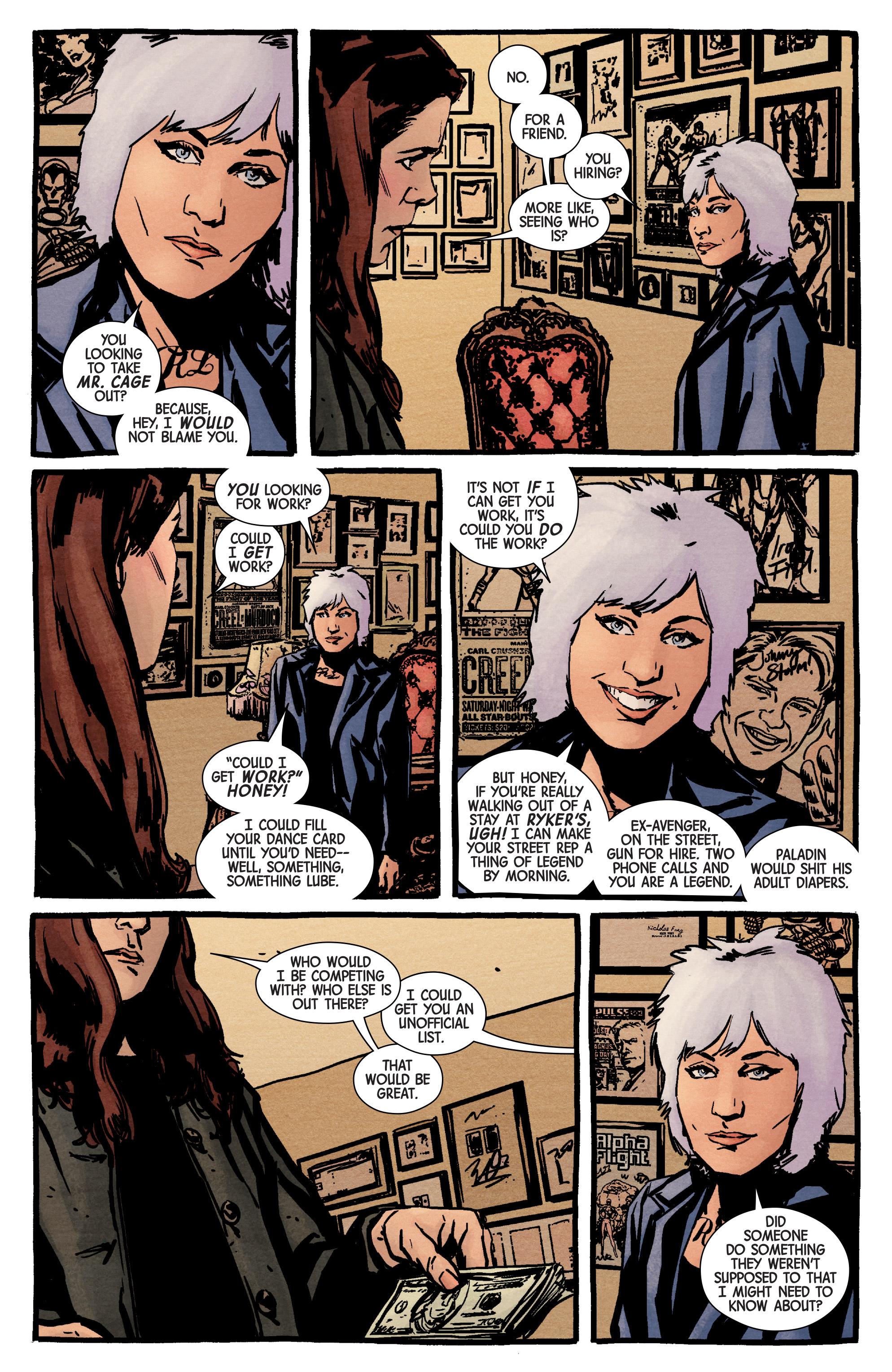 Read online Jessica Jones (2016) comic -  Issue #8 - 12