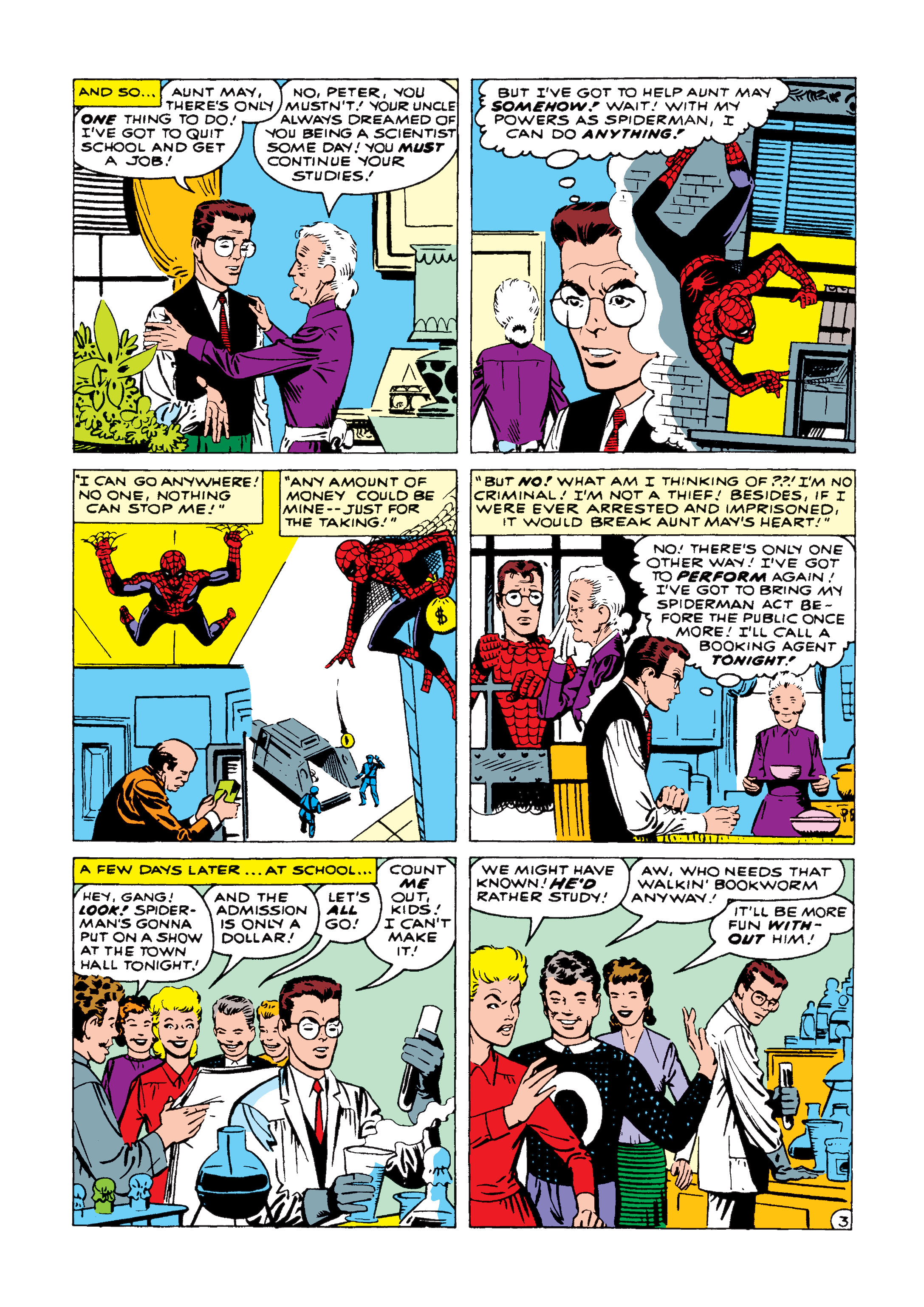 The Amazing Spider-Man (1963) 1 Page 3