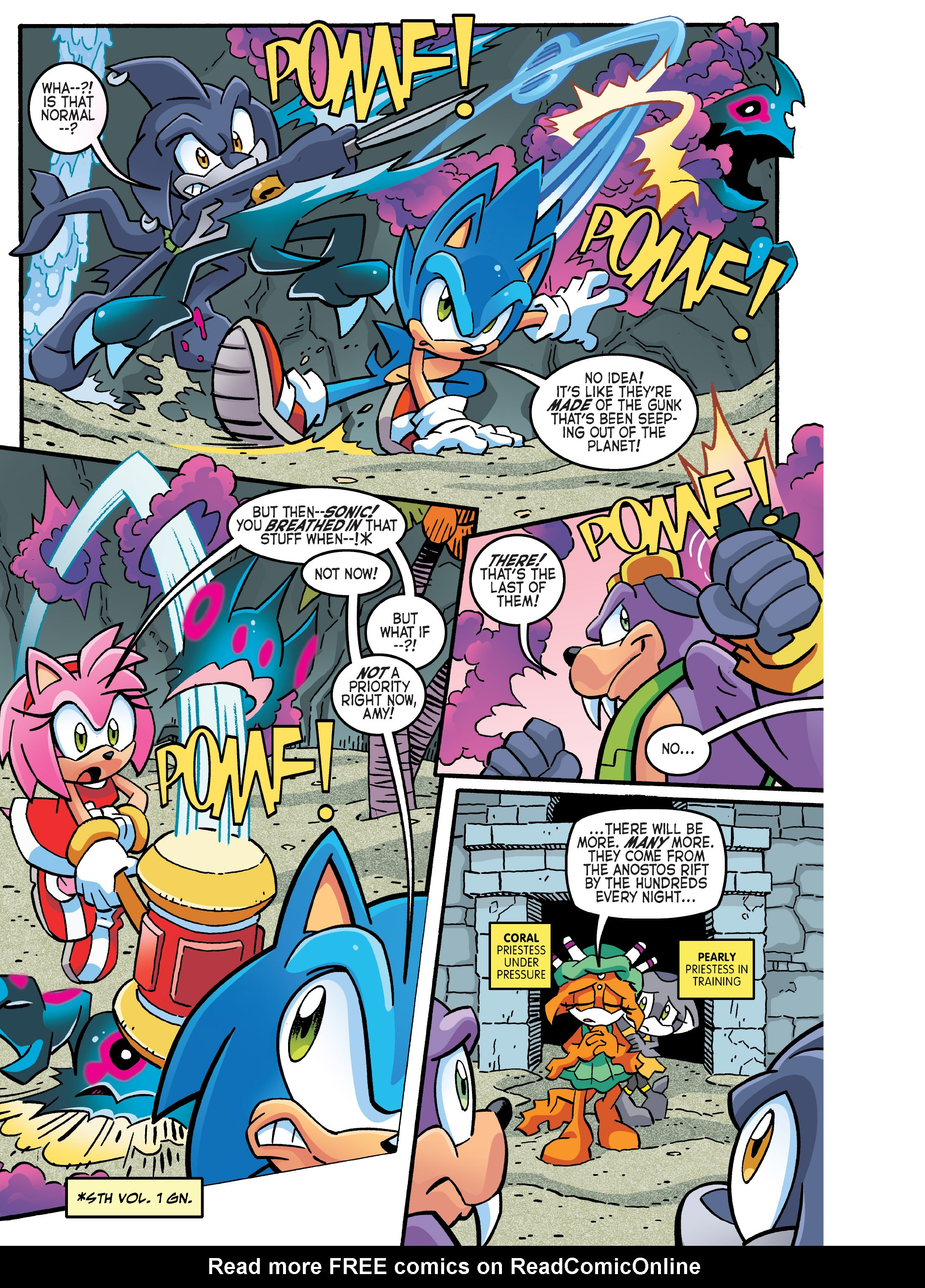 Read online Sonic Super Digest comic -  Issue #10 - 81