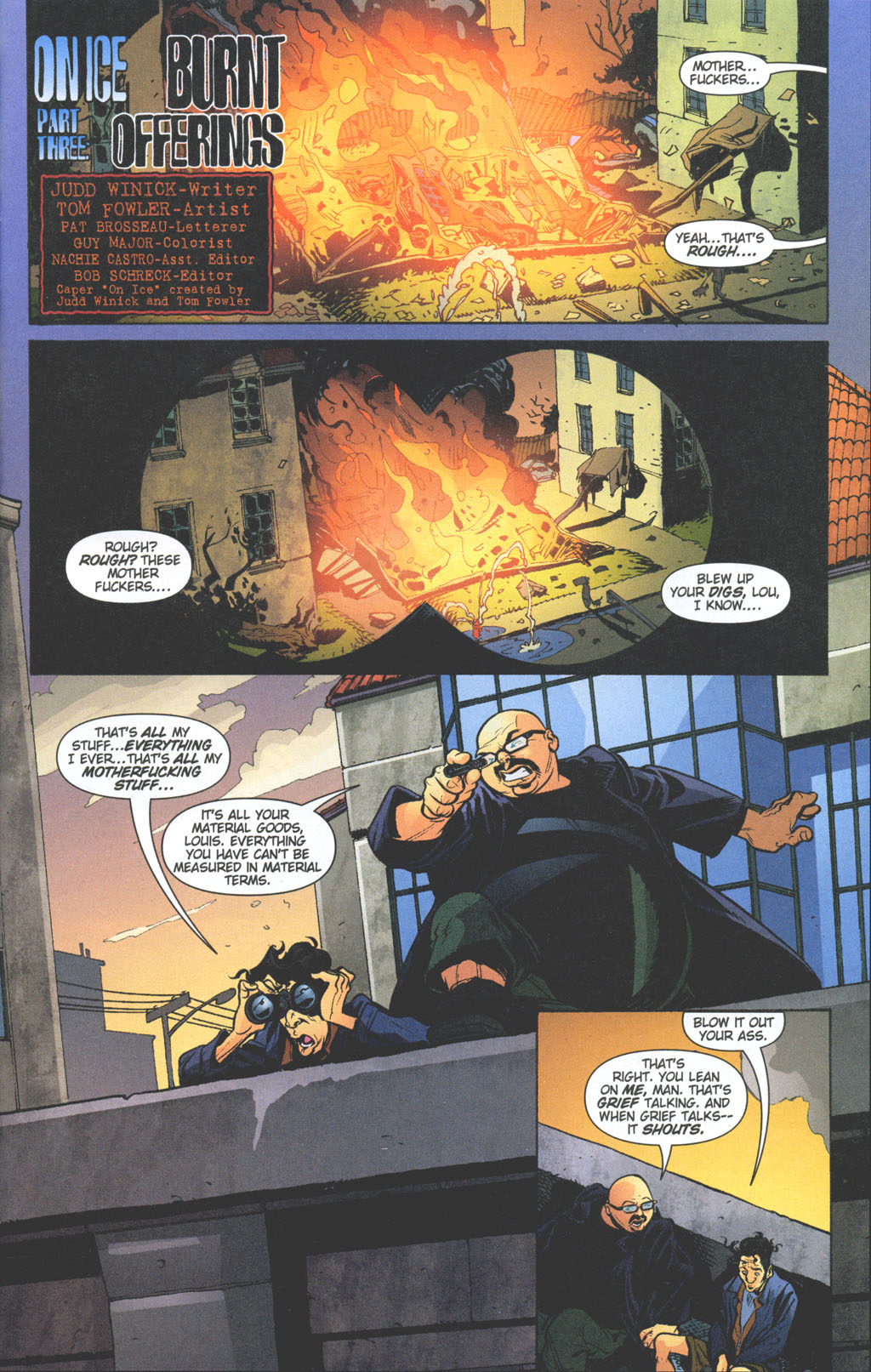 Read online Caper comic -  Issue #11 - 2
