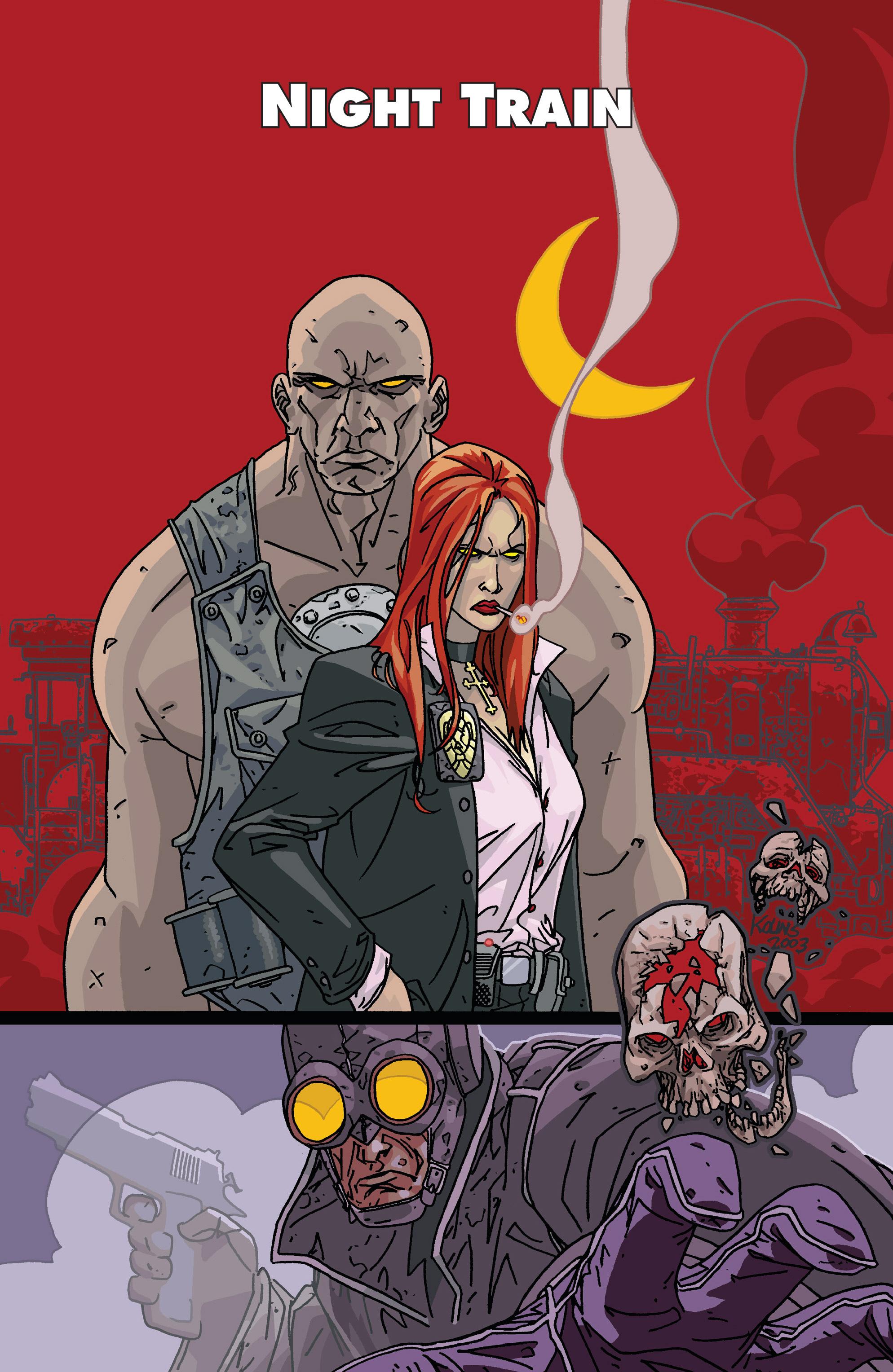 Read online B.P.R.D. (2003) comic -  Issue # TPB 2 - 58