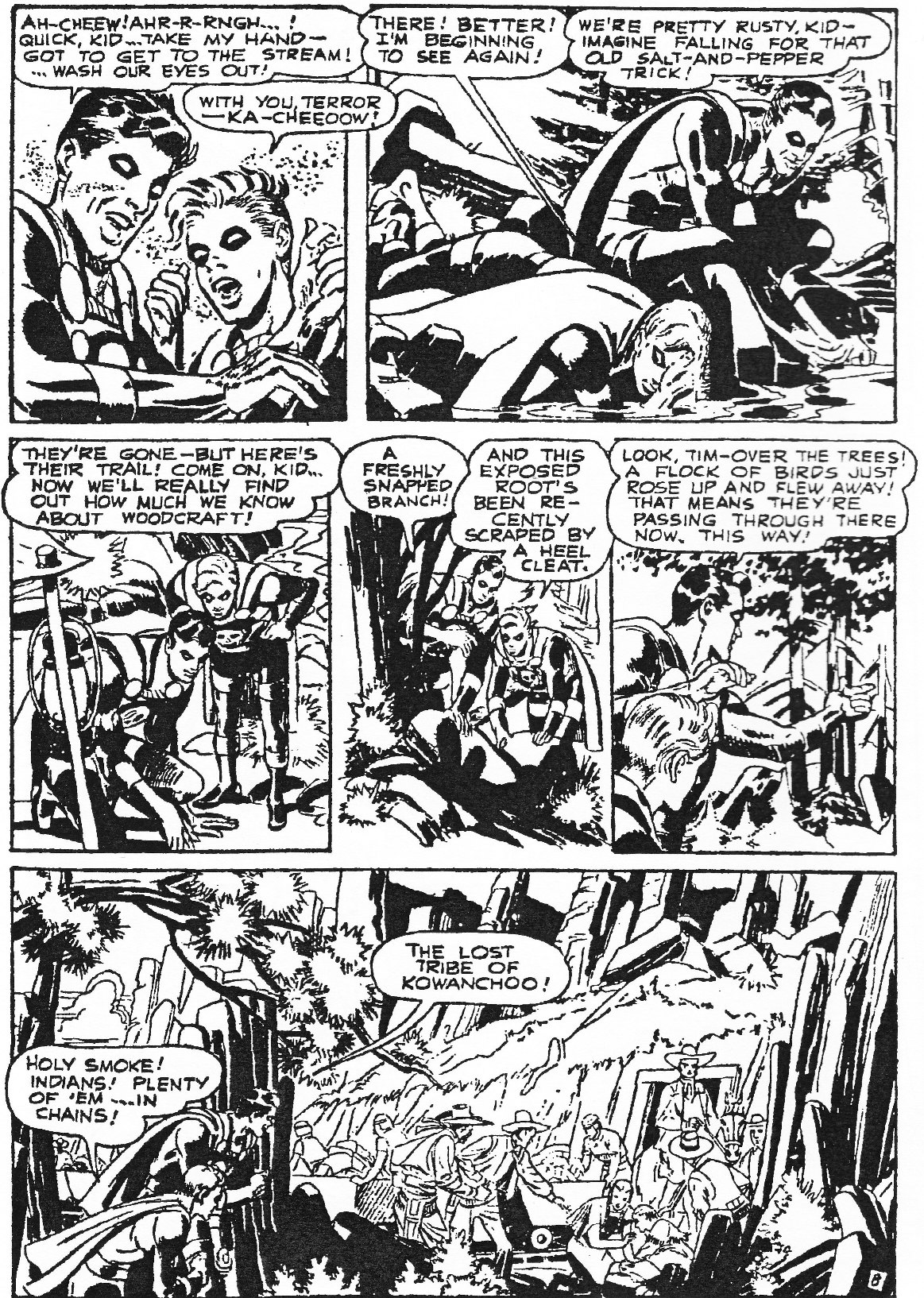 Read online Men of Mystery Comics comic -  Issue #84 - 12