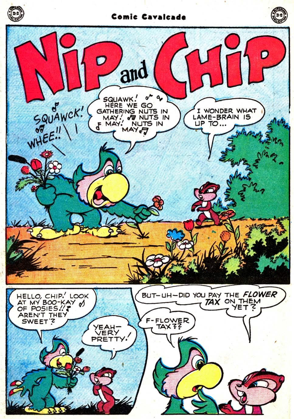 Comic Cavalcade issue 31 - Page 60
